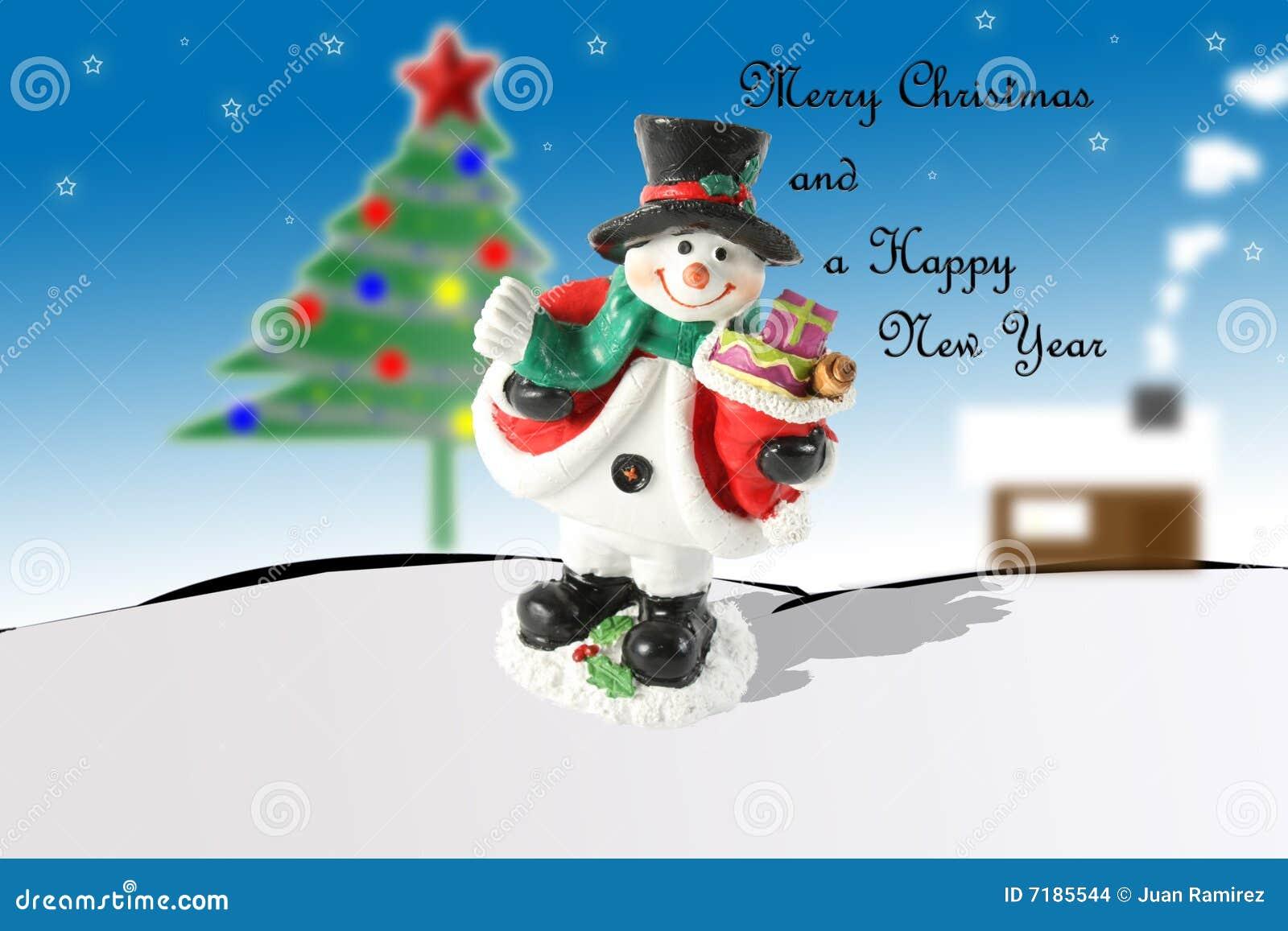 Haapy εύθυμο νέο έτος Χριστο&upsilon