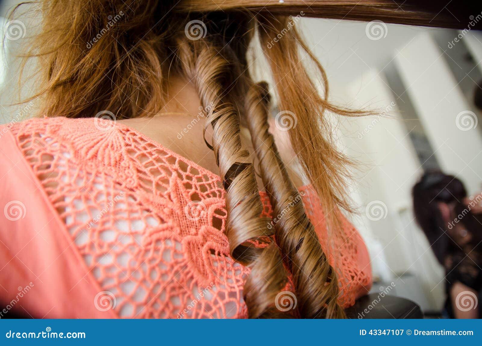 Haarkrullen