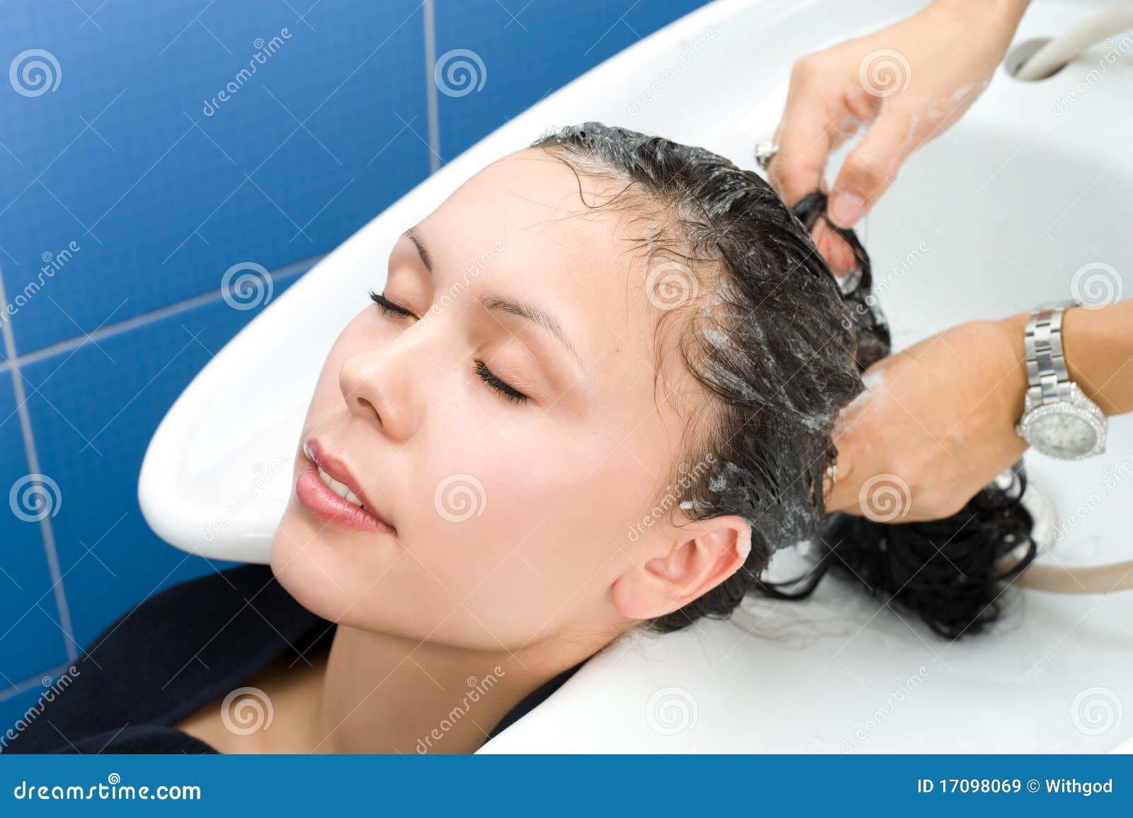 Haarreinigung