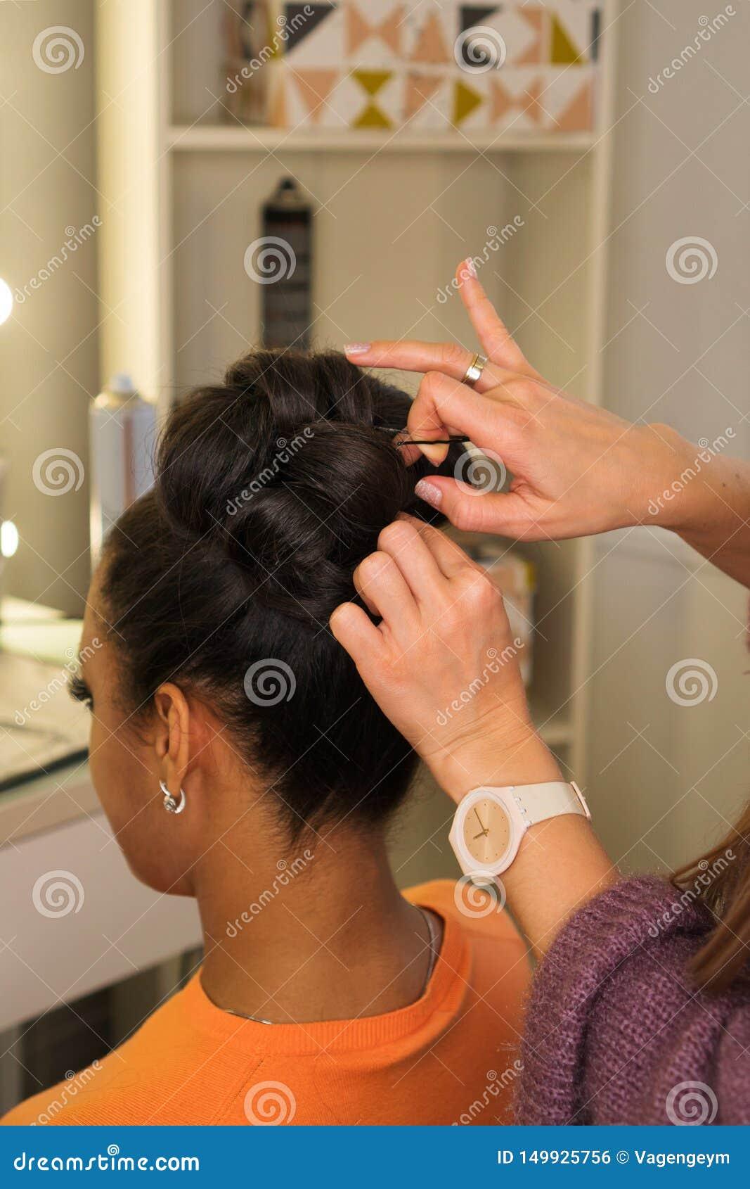 Haarschaffungsproze?