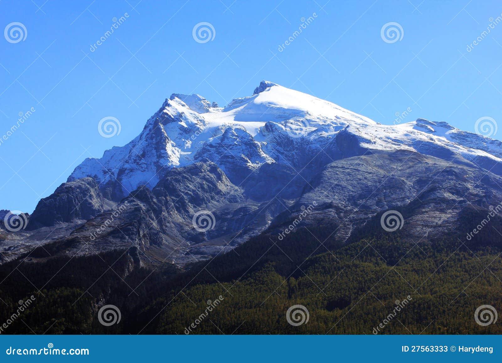 Haba snow mountains