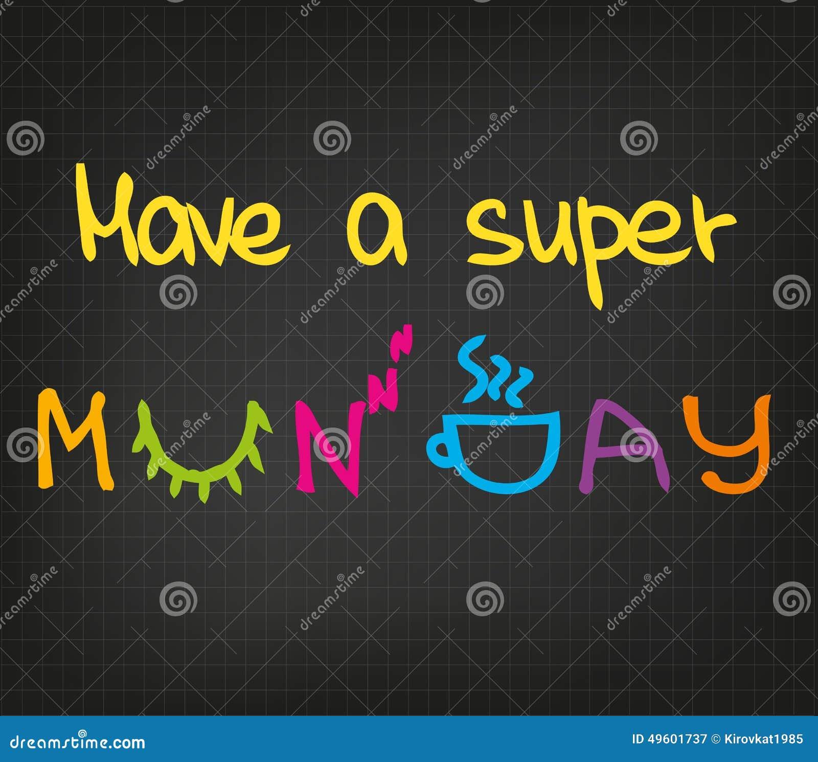 Super Montag