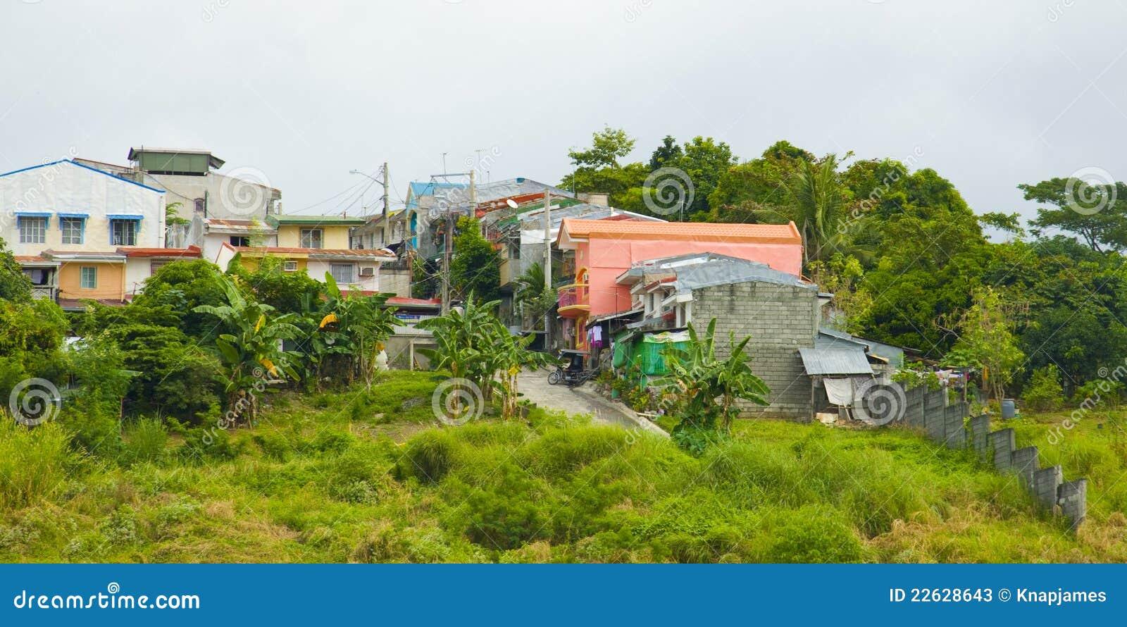 Habitações sociais nas Filipinas