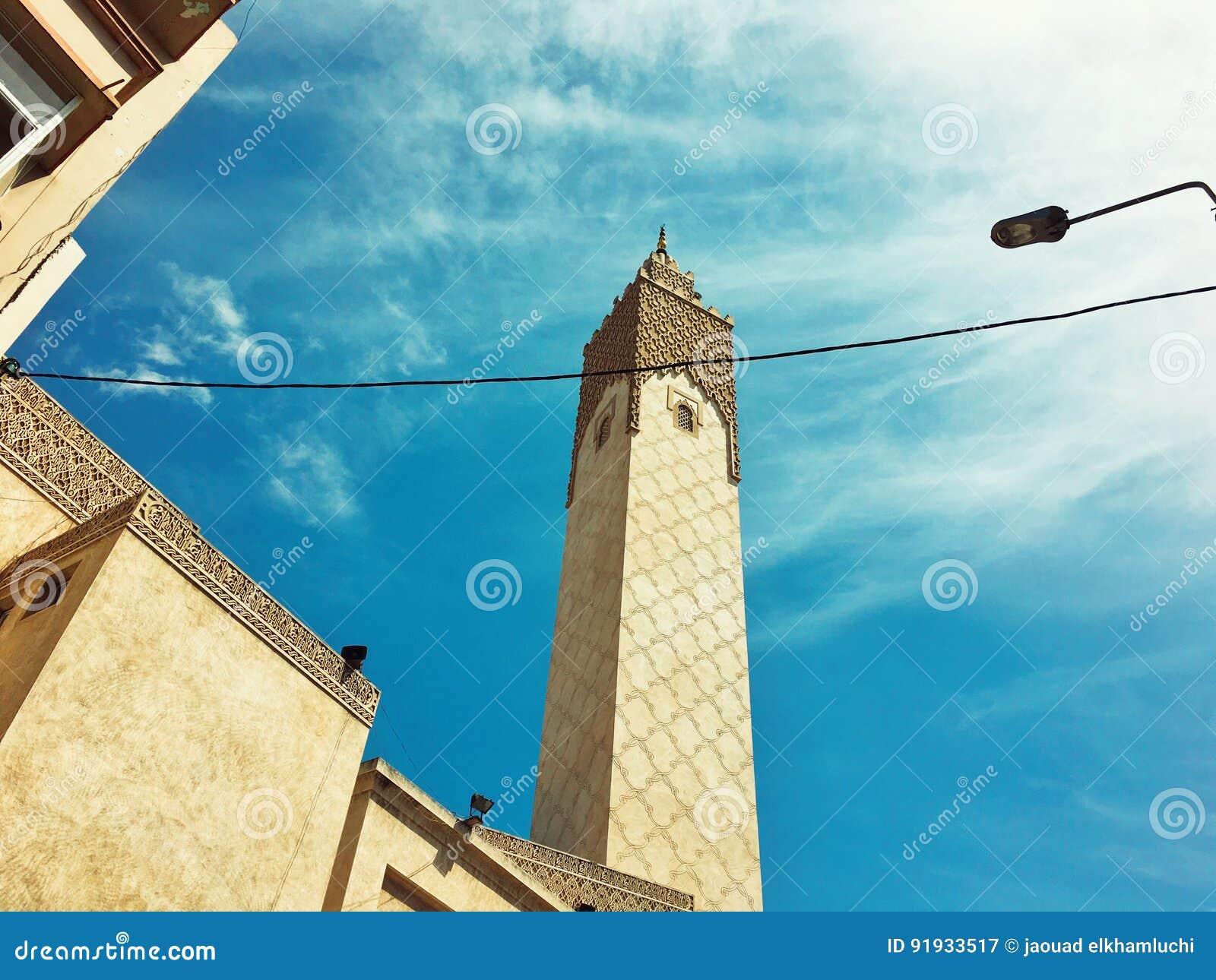 Habous的清真寺,卡萨布兰卡