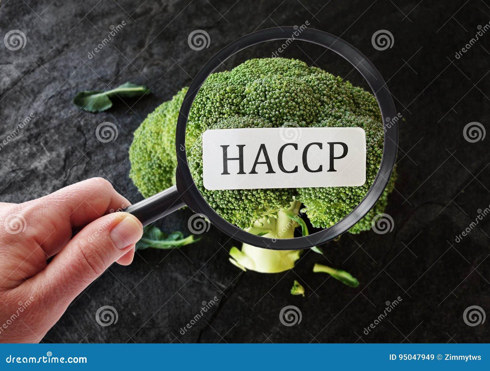 HACCP-voedselveiligheid