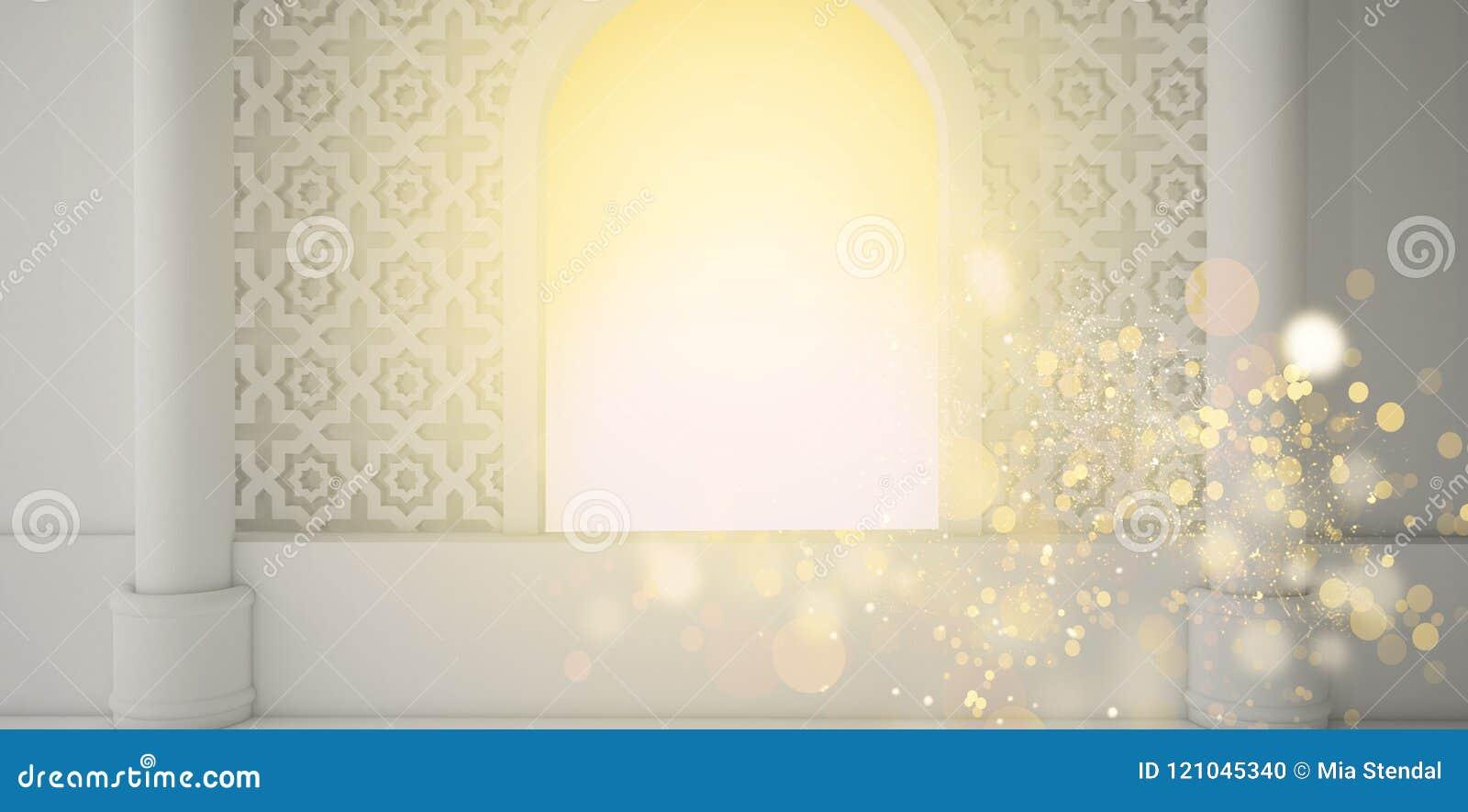 Haces del fondo abstracto de la fruta, del sitio pineappleEastern, de la ventana abierta, de la luz del sol y de la magia represe