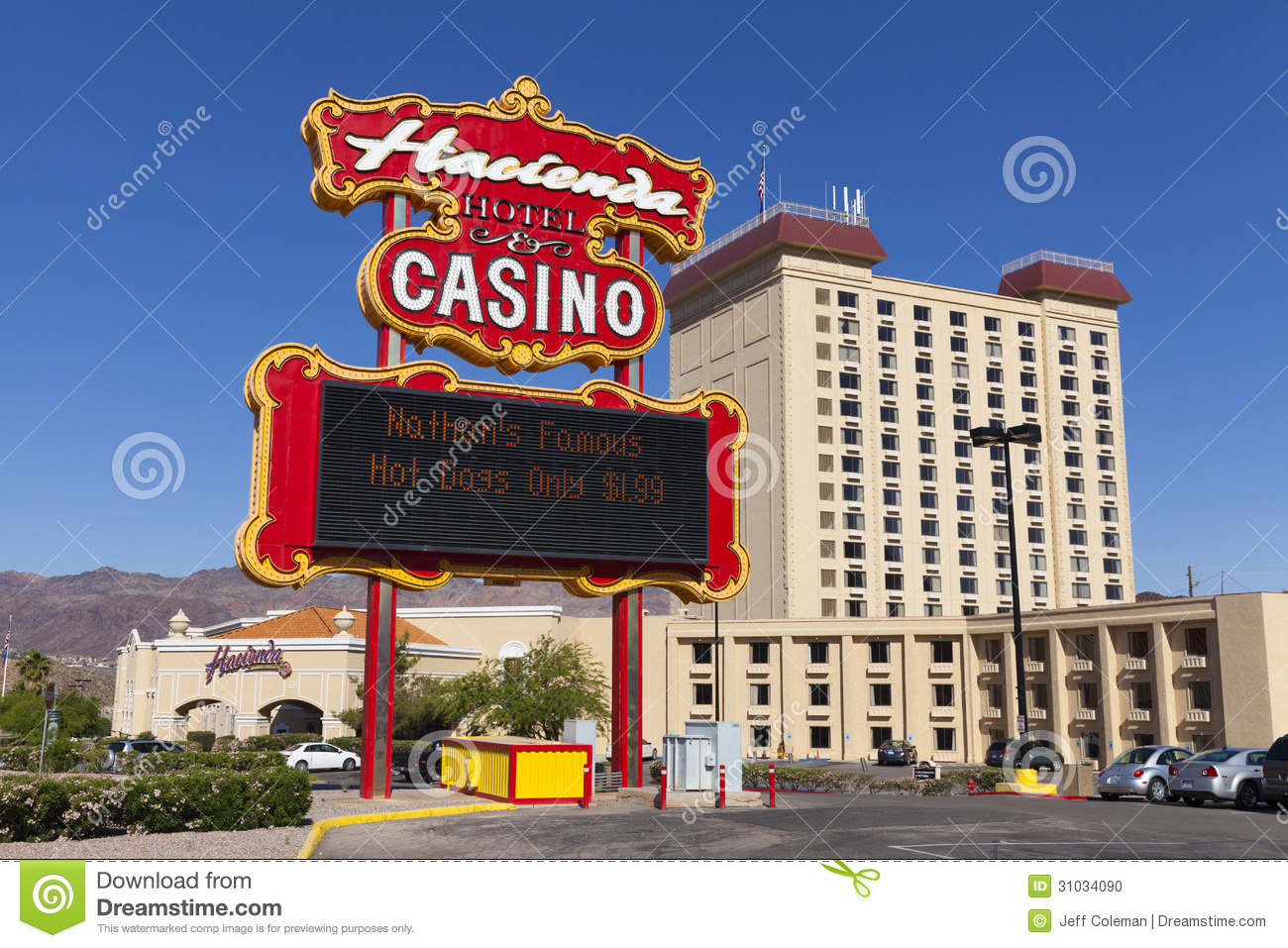 Hacienda Casino In Boulder City Nv On May 13 2013