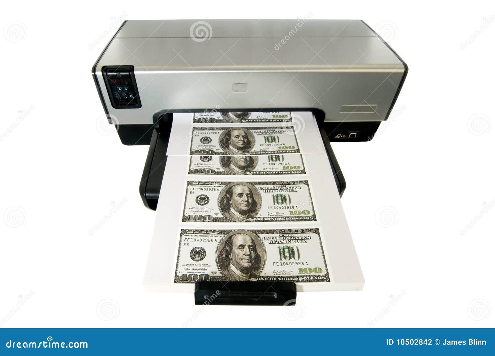 Haciendo el dinero en el país