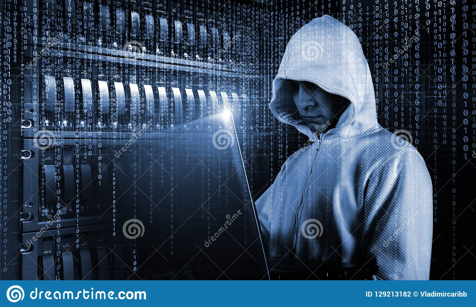 Hacker or cracker tries to hack a security system to steal or destroy critical information. Or a ransom of important information o