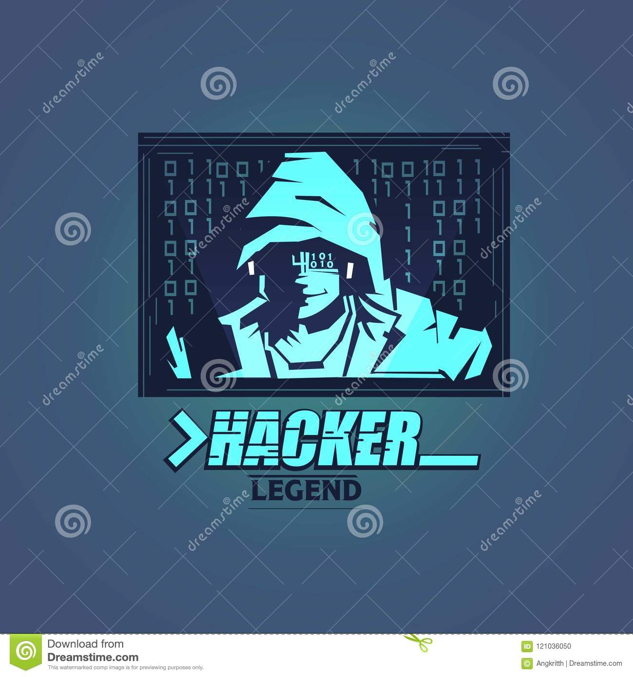 26ed1094 Hacker Logo Stock Illustrations – 4,718 Hacker Logo Stock Illustrations,  Vectors & Clipart - Dreamstime