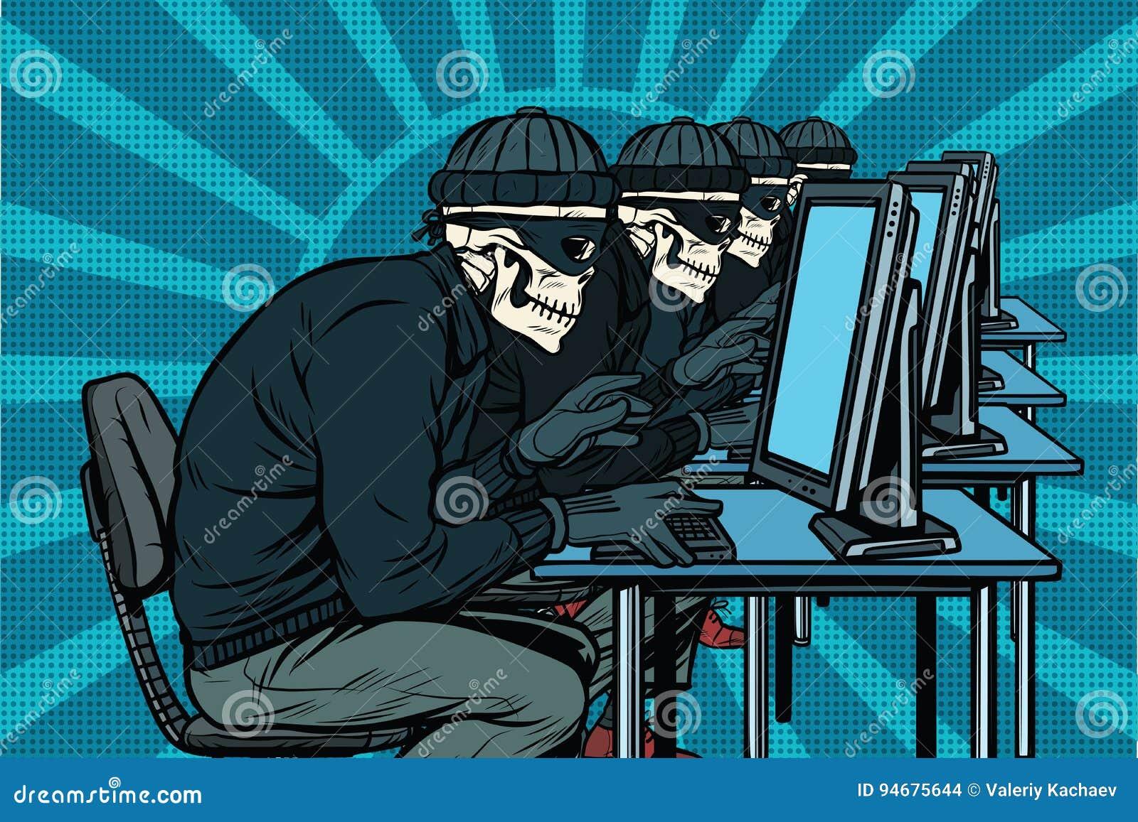 Hacker społeczność, koścowie siekał komputery