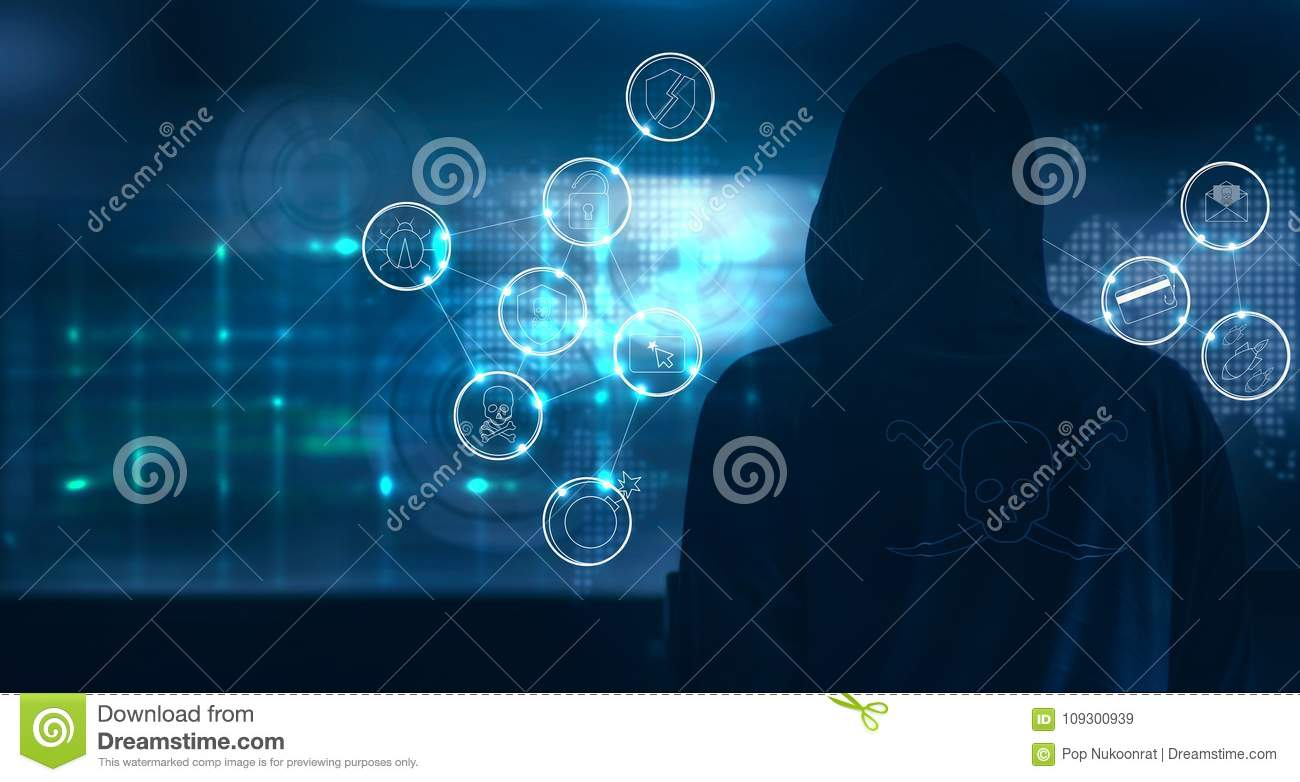 Attack Cyber Stock Illustrations 13110 Circuit Board And Binary Code Vector Clipart Transmission Of Vectors Dreamstime
