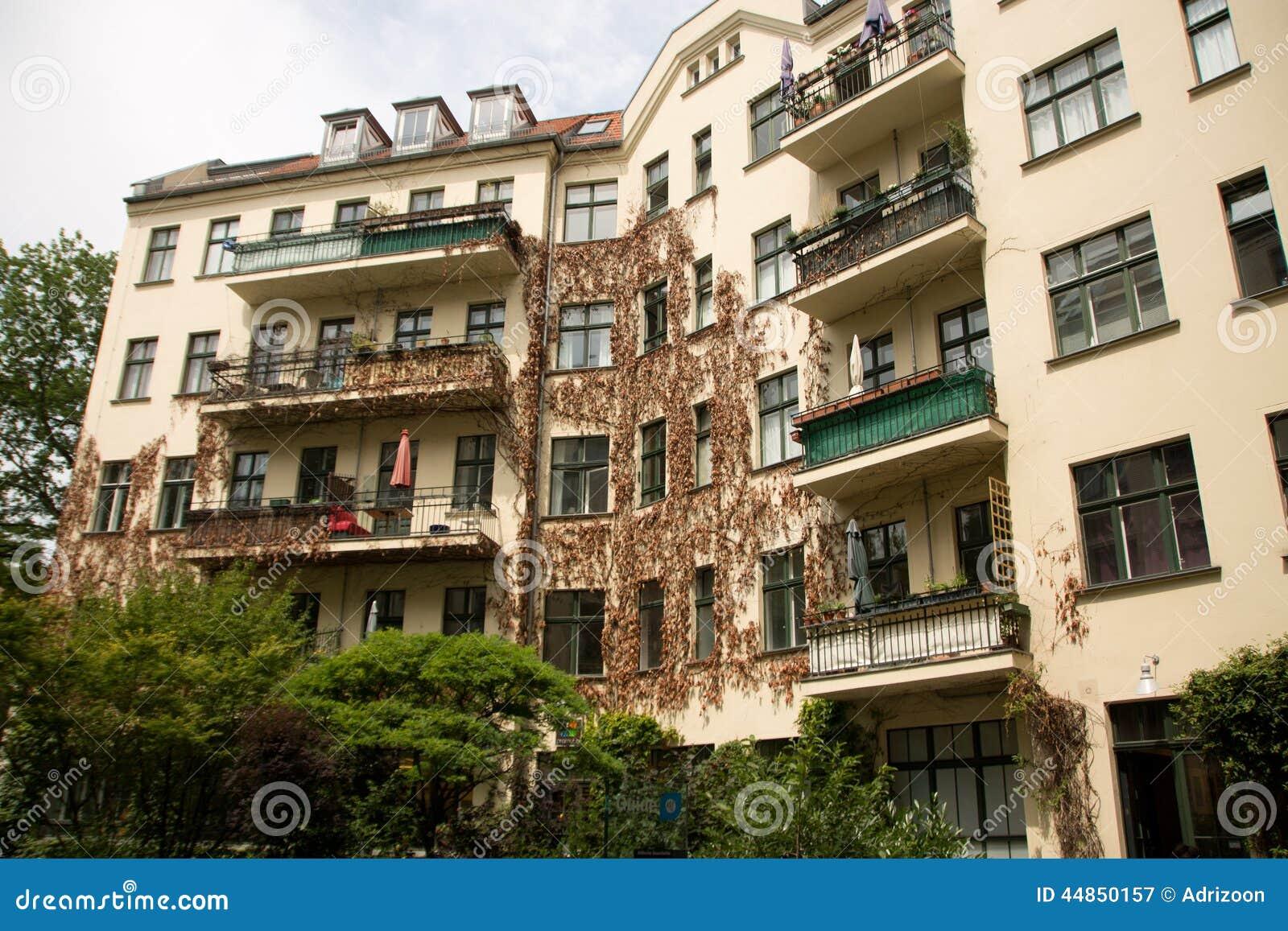 Hackesche Höfe en Berlin Germany