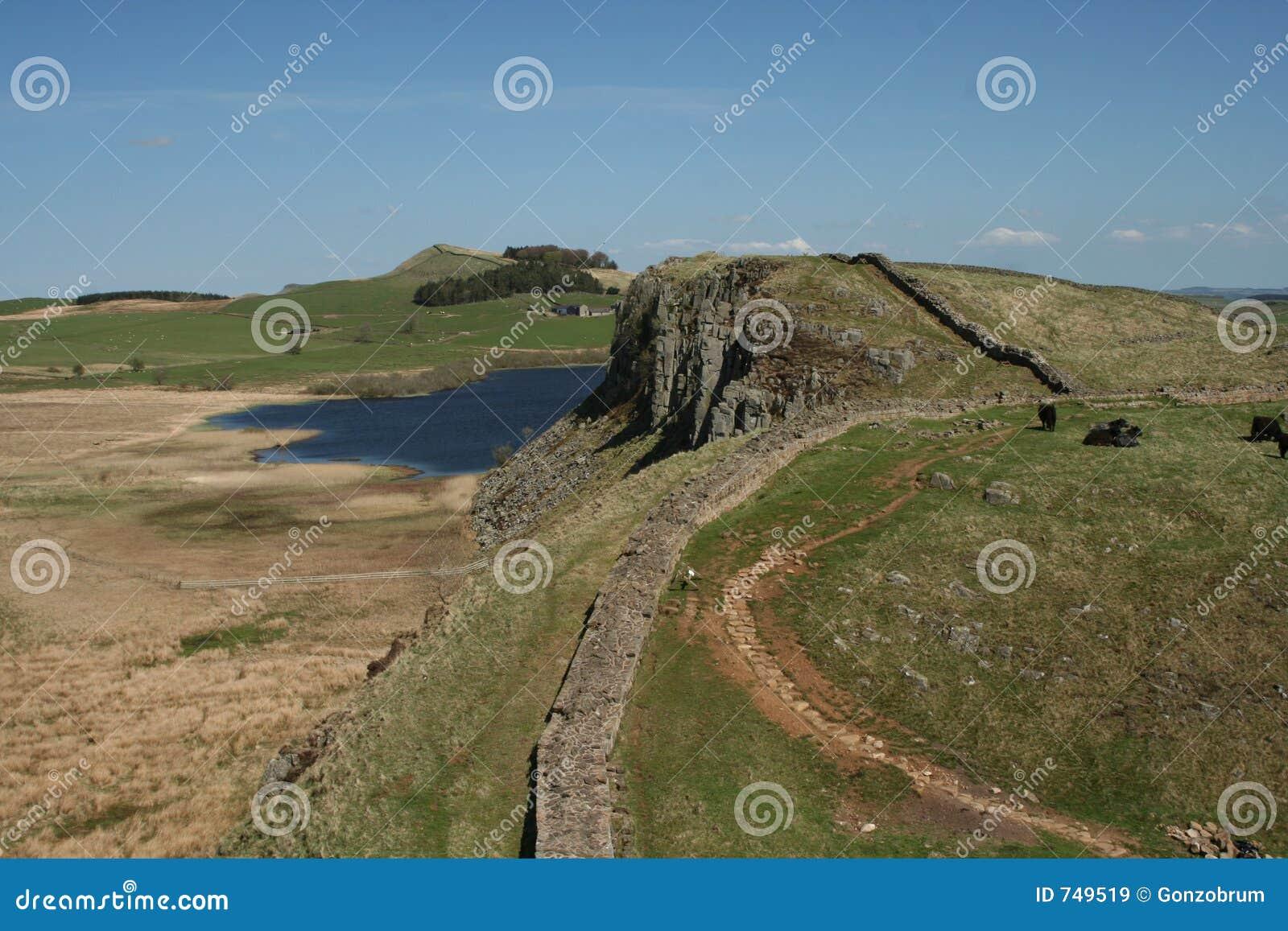 Hadrian do ściany