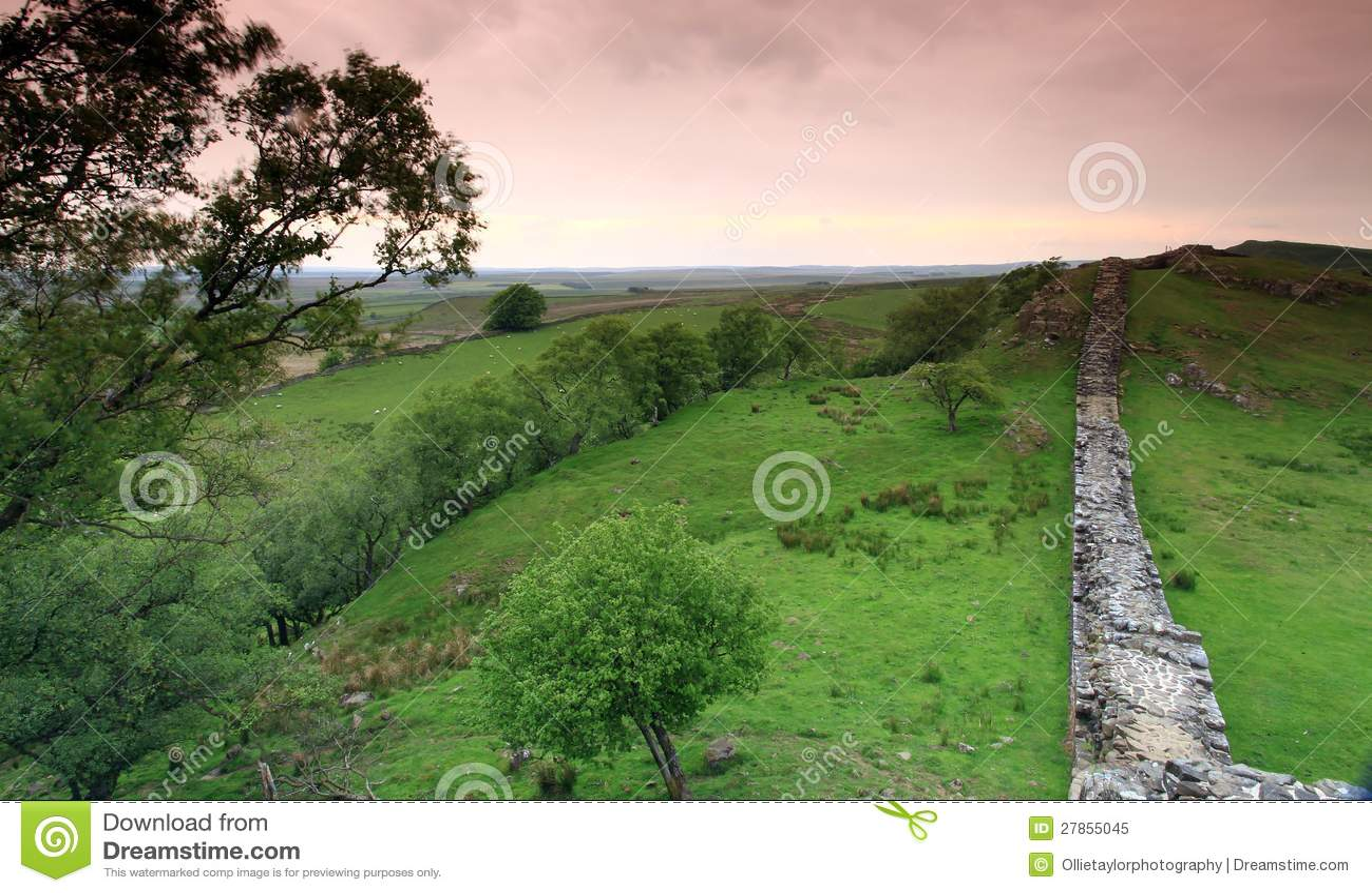 Hadrians ściana