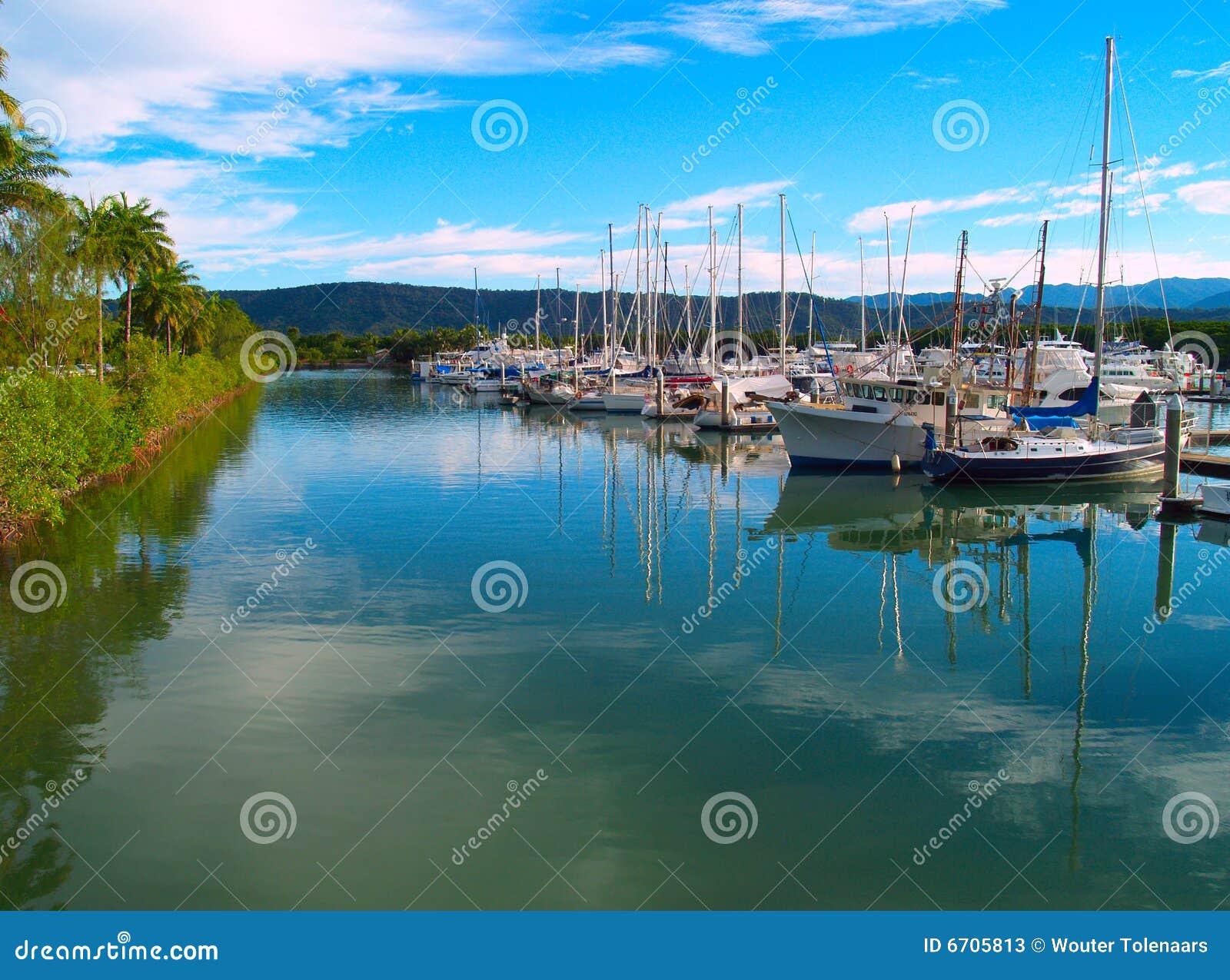 Hafen von Port Douglas