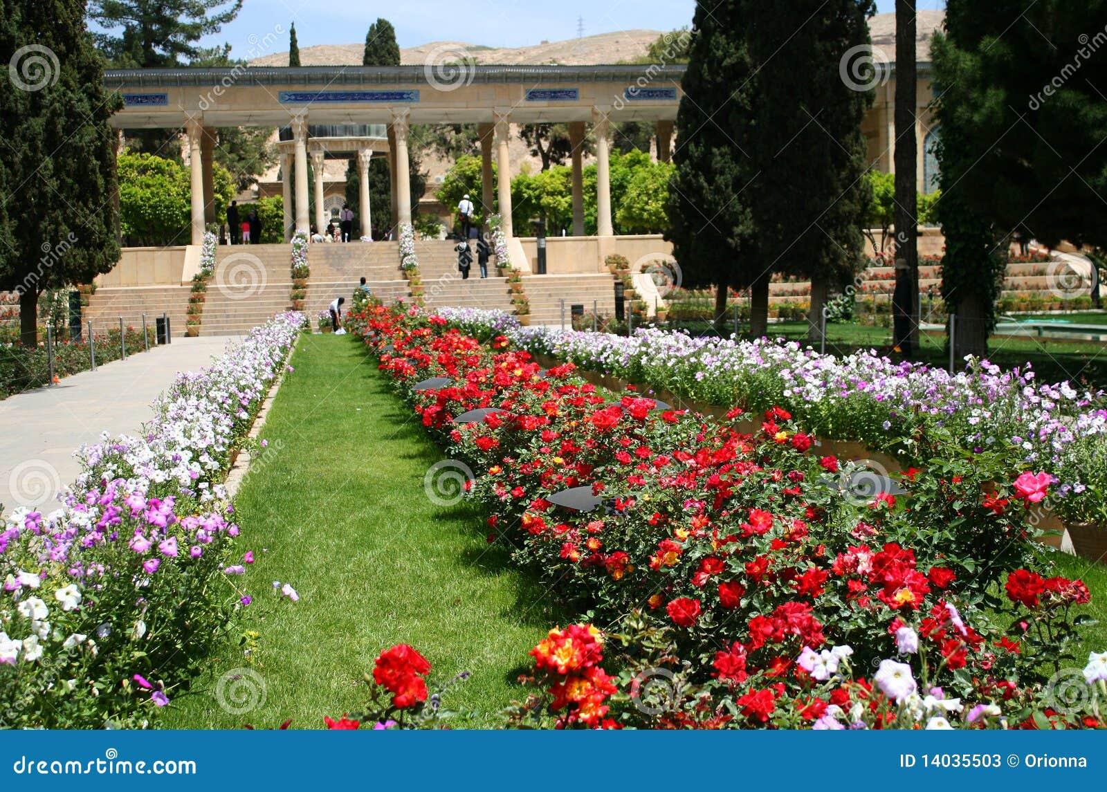 Hafez μαυσωλείο shiraz