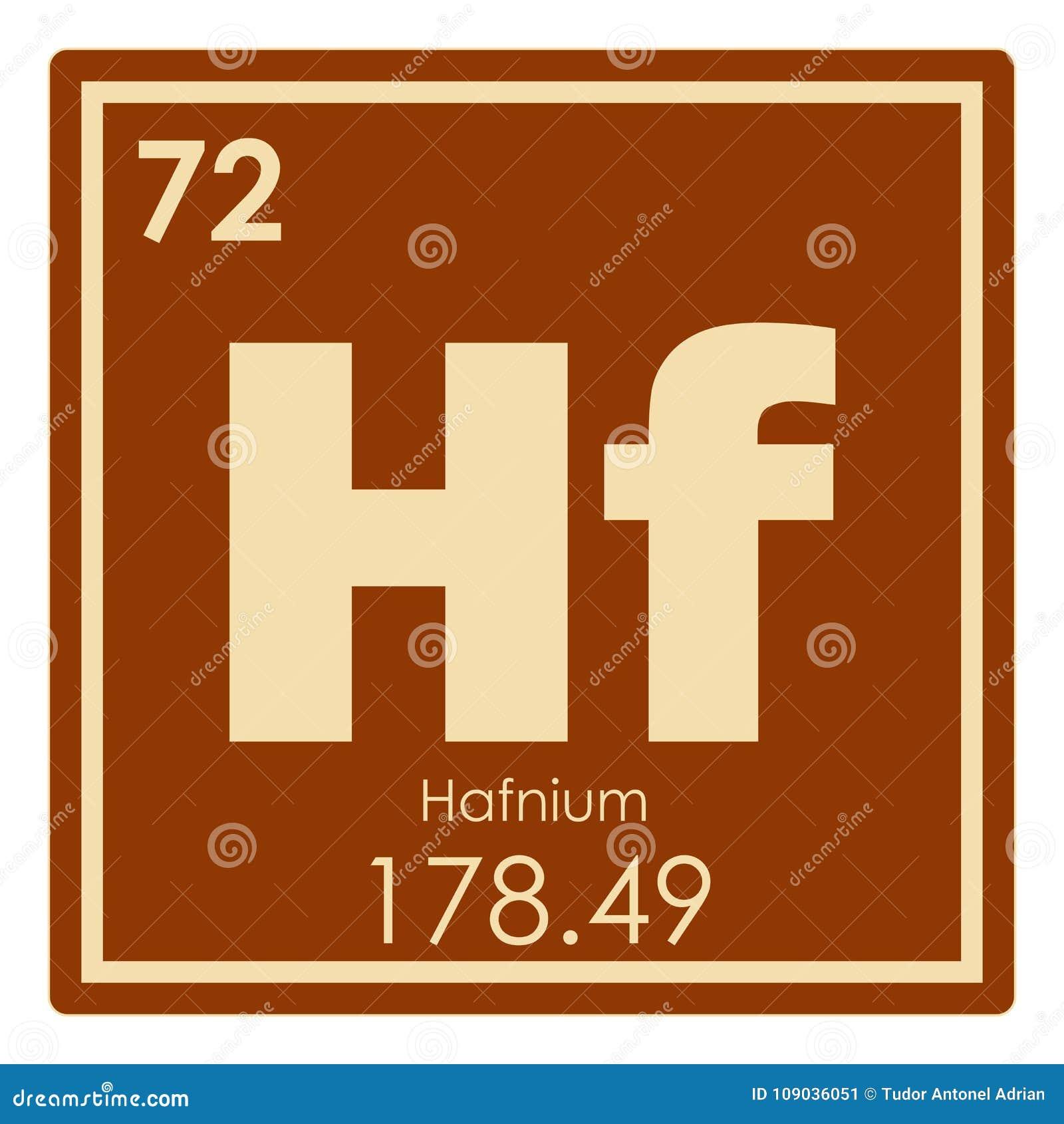 Hafnium chemical element stock illustration illustration of hafnium chemical element urtaz Image collections