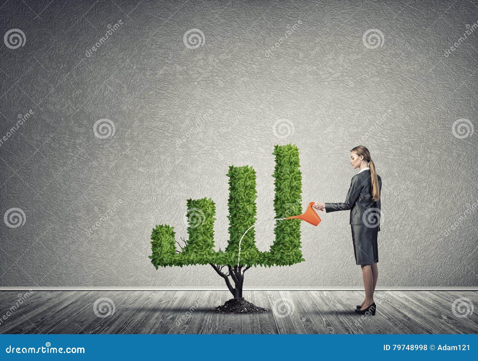 Haga que su dinero crece