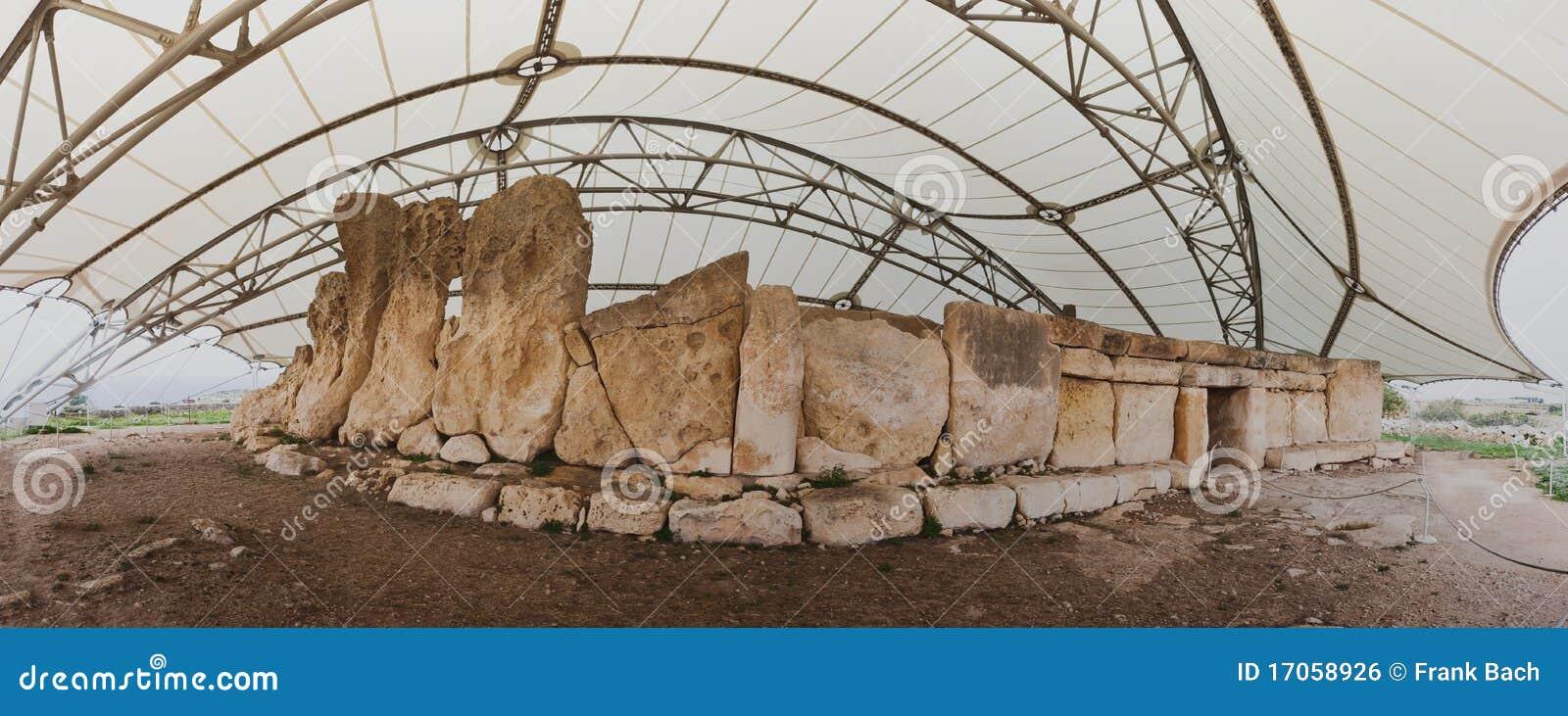 Hagar ναός της Μάλτας quim