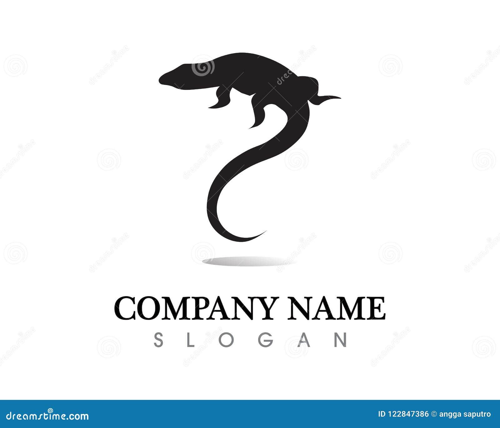 Hagedisvector, ontwerp, dier, en reptiel, gekko