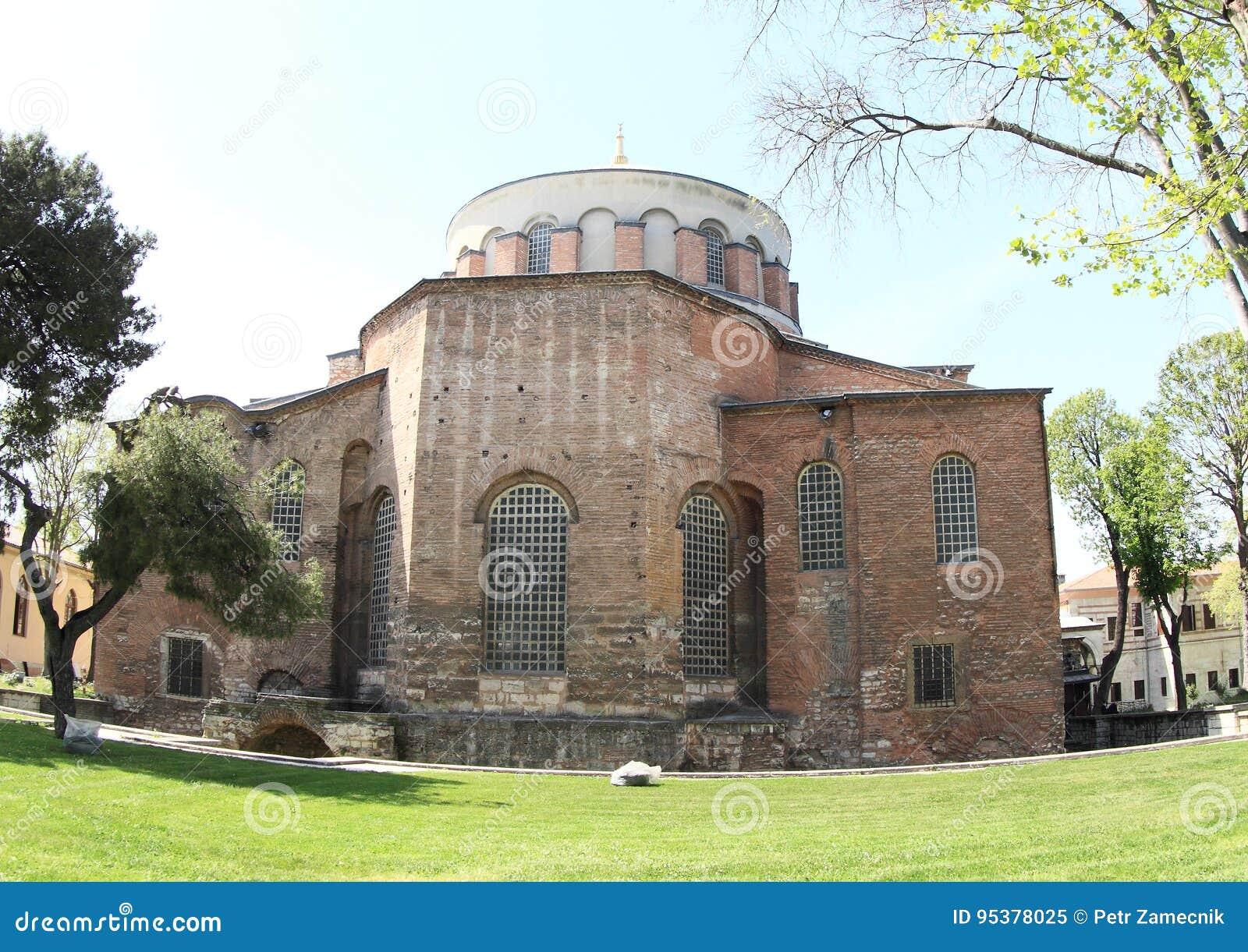 Hagia Irene in Istanbul