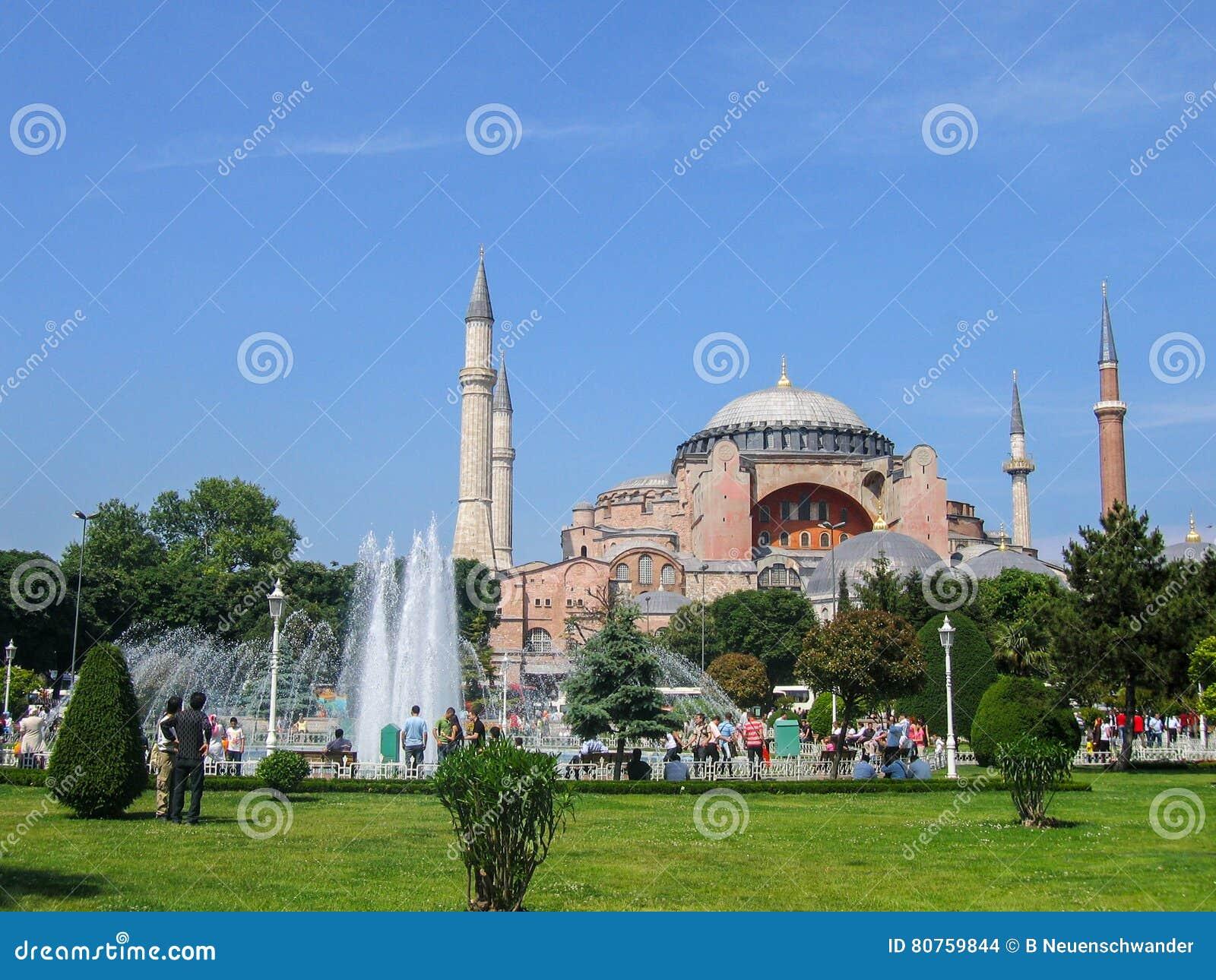 Hagia Sophia en Turquía