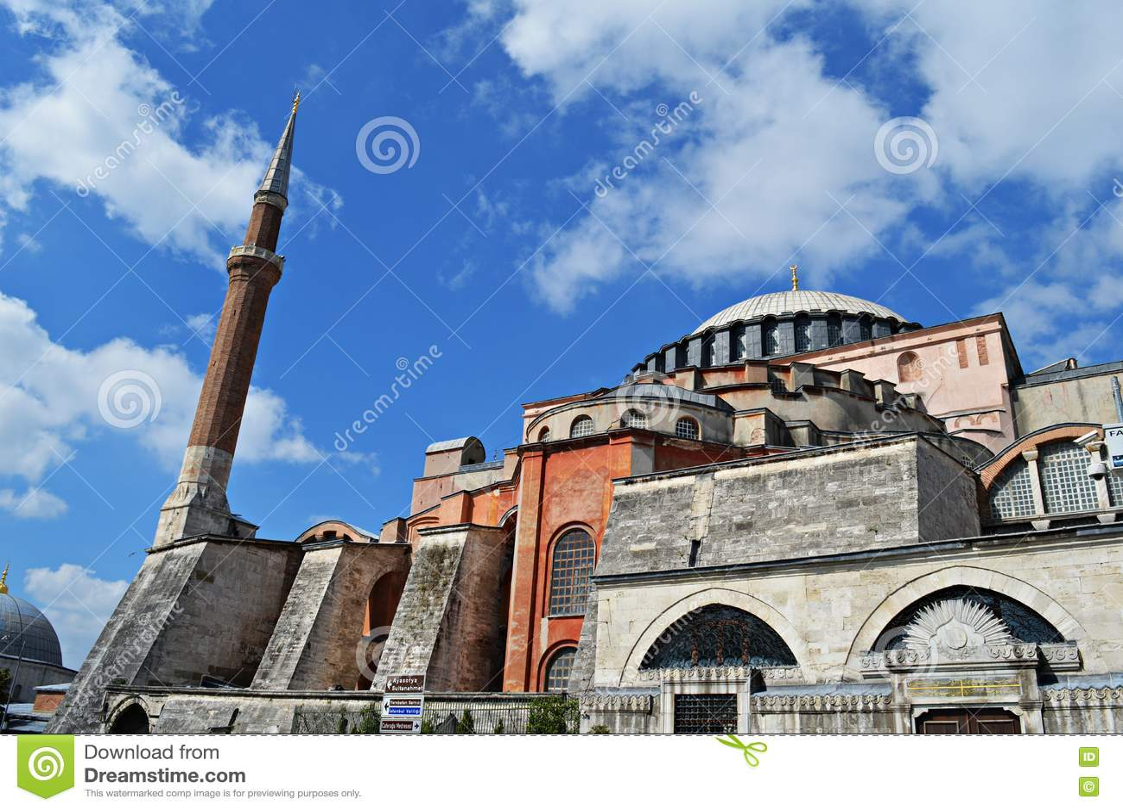 Hagia Sophia Istambul