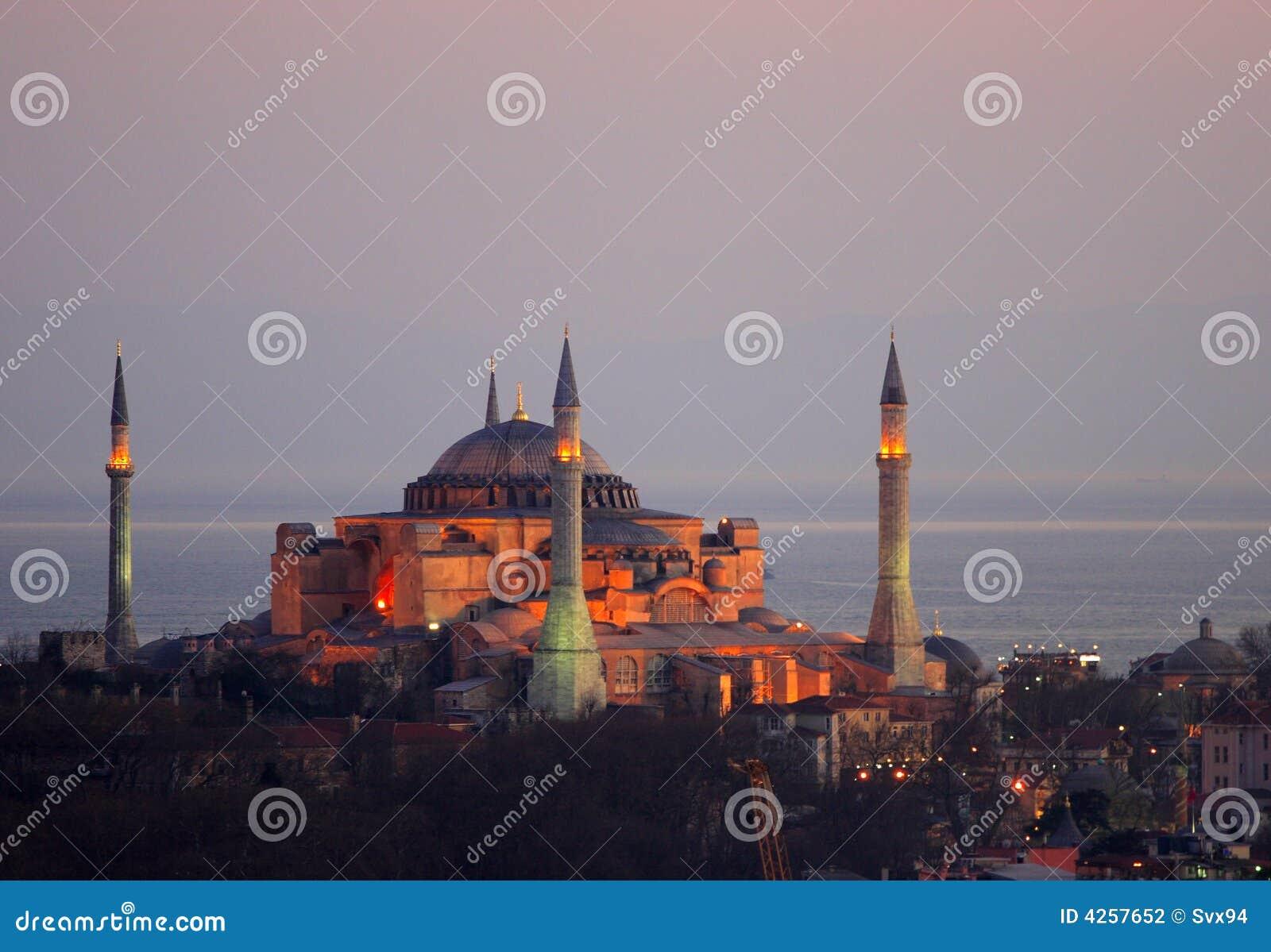 Hagia Sophia, Istanbul, die Türkei
