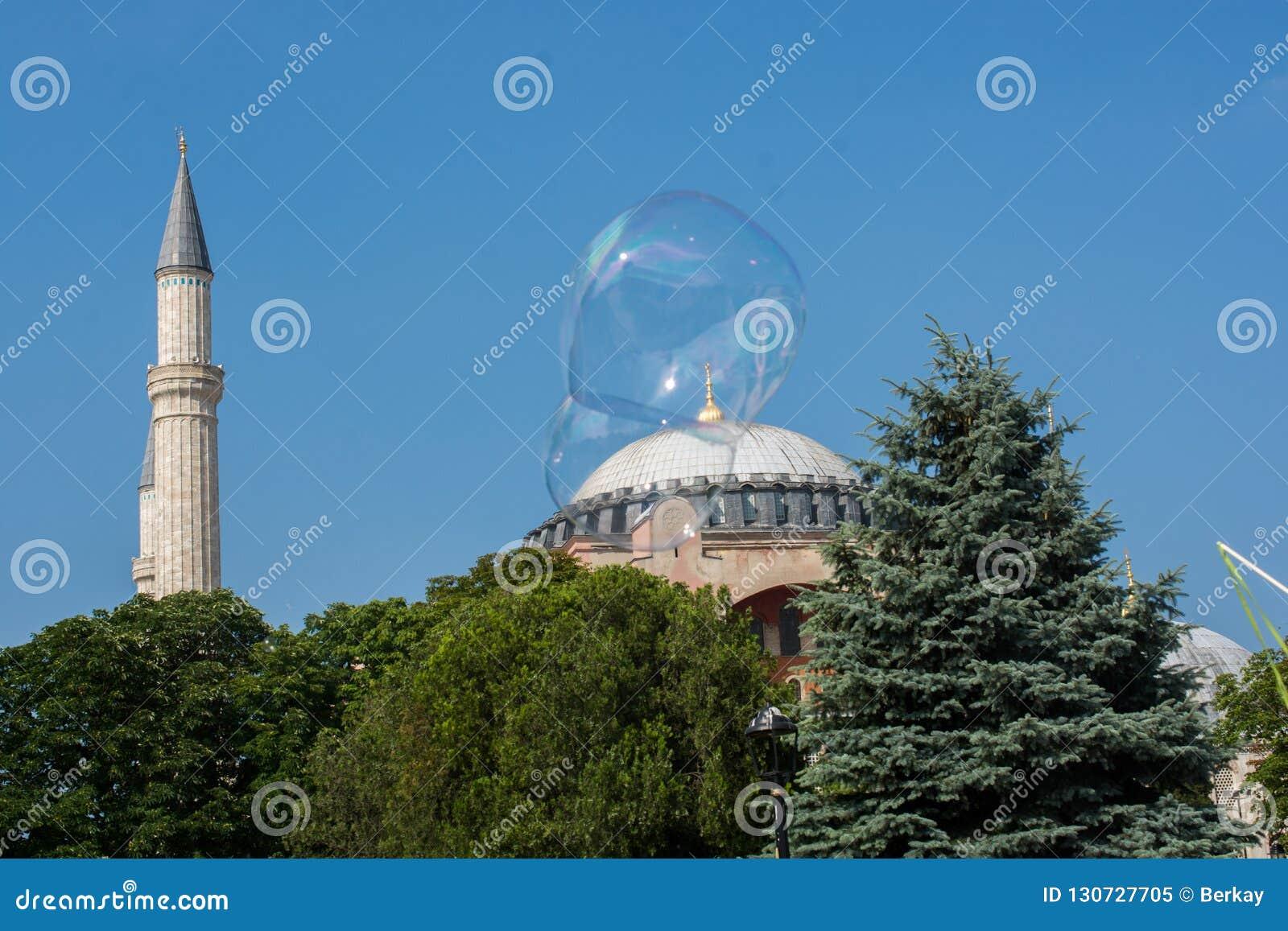 Hagia Sophia, le monument de renommée mondiale