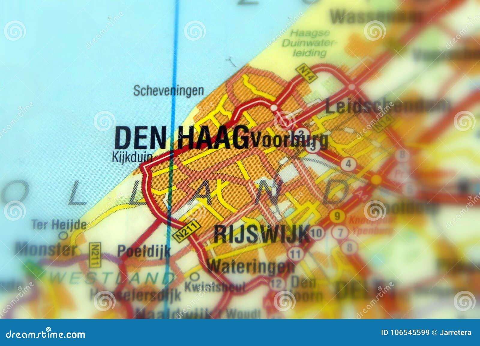 Haia, os Países Baixos - Europa