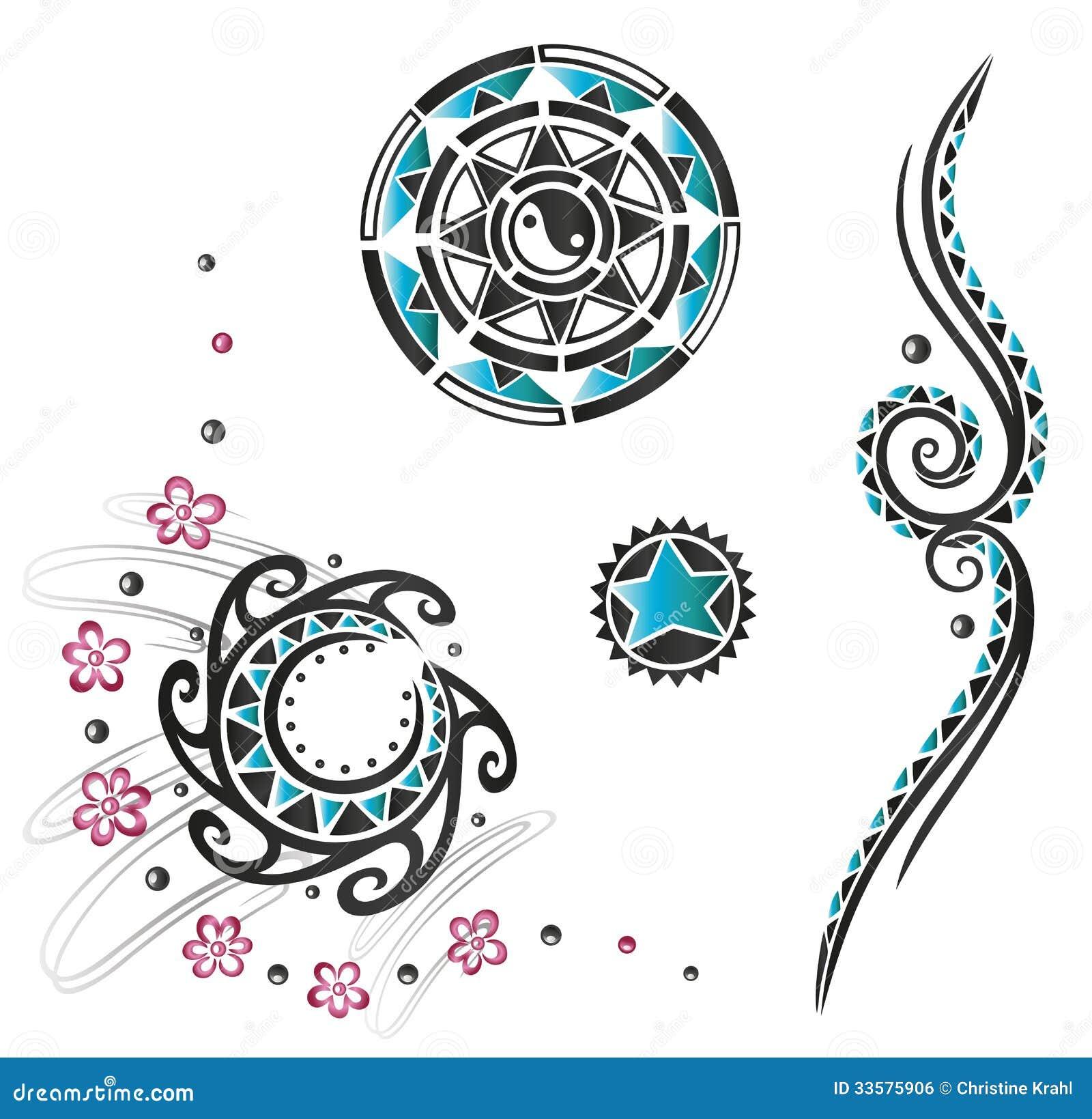 Haida Tattoo Tribal Stock Vector Illustration Of Mask