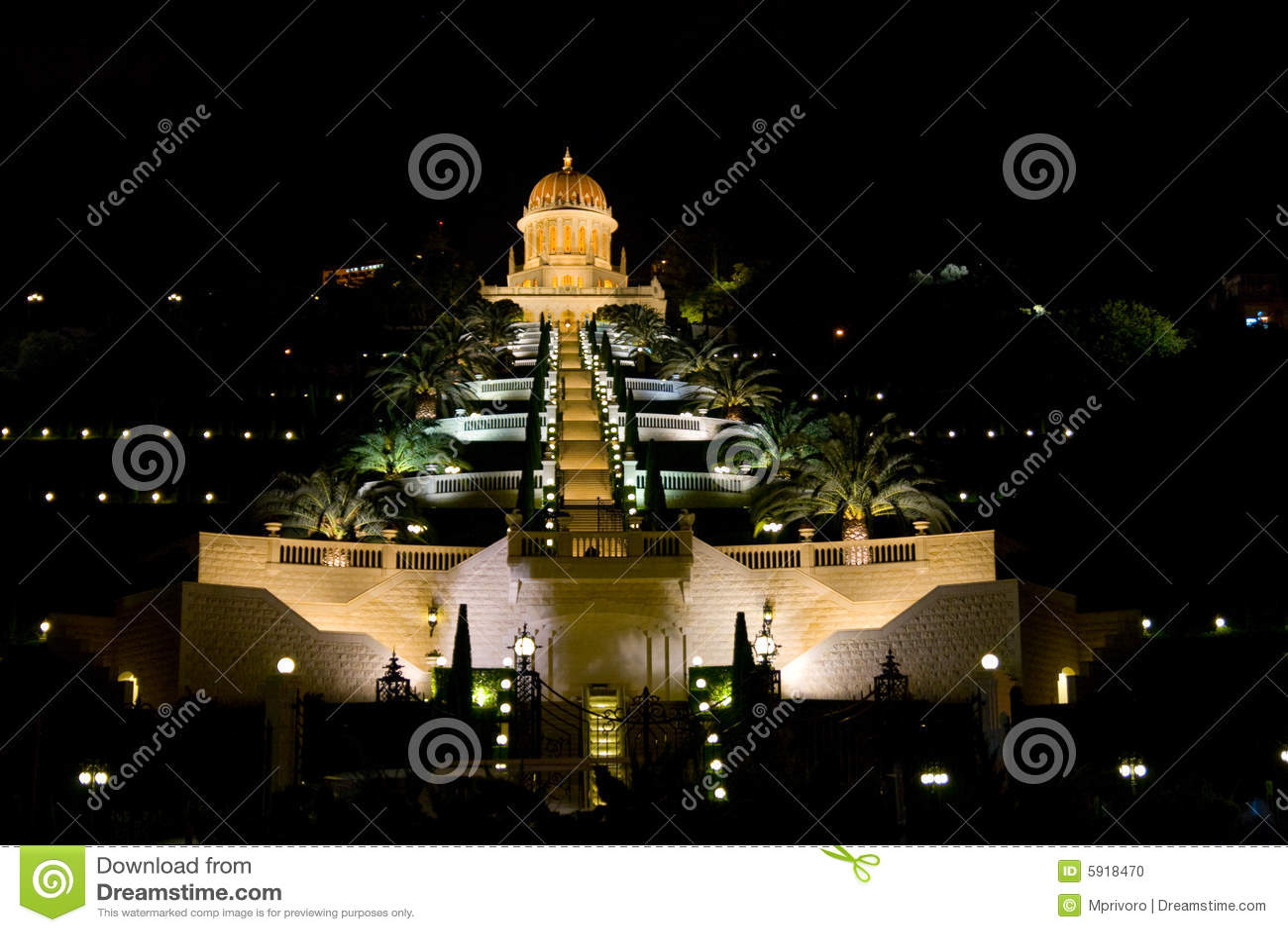 Haifa, Bahai