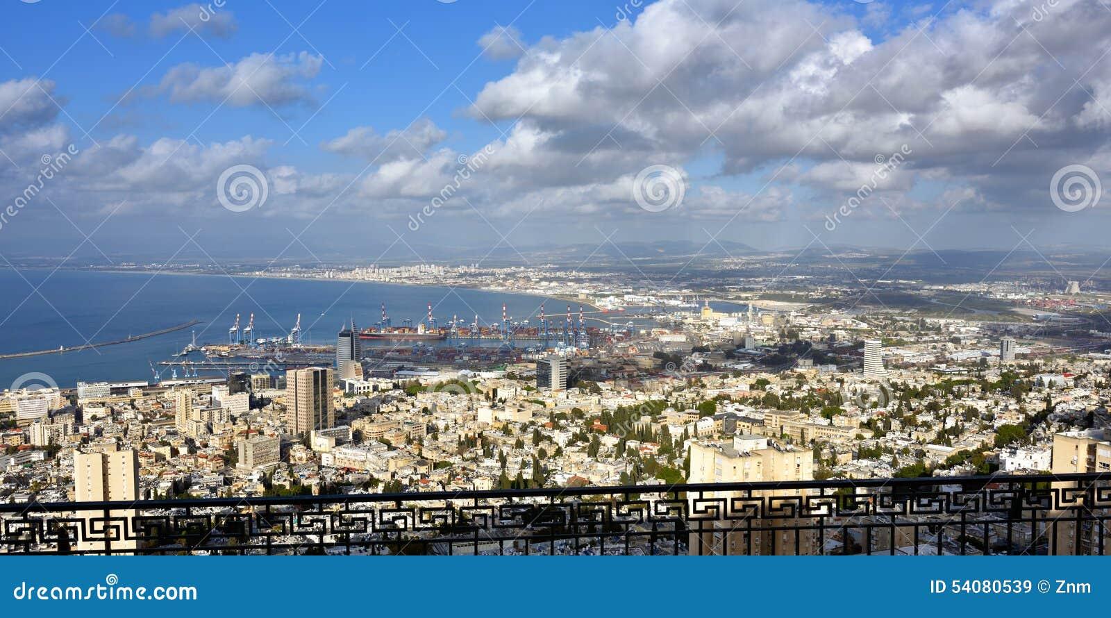 Haifa, Israël