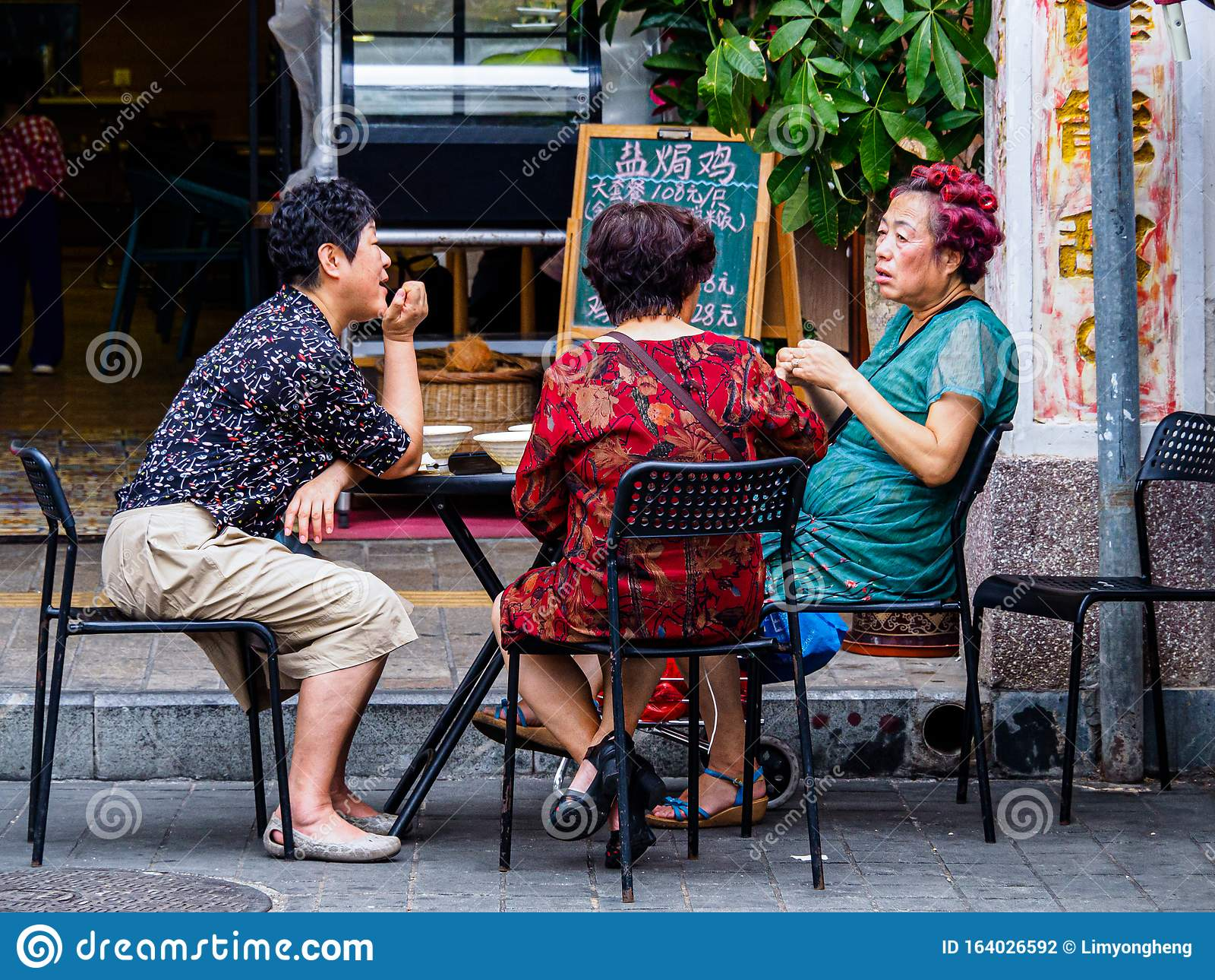 frauen in china treffen