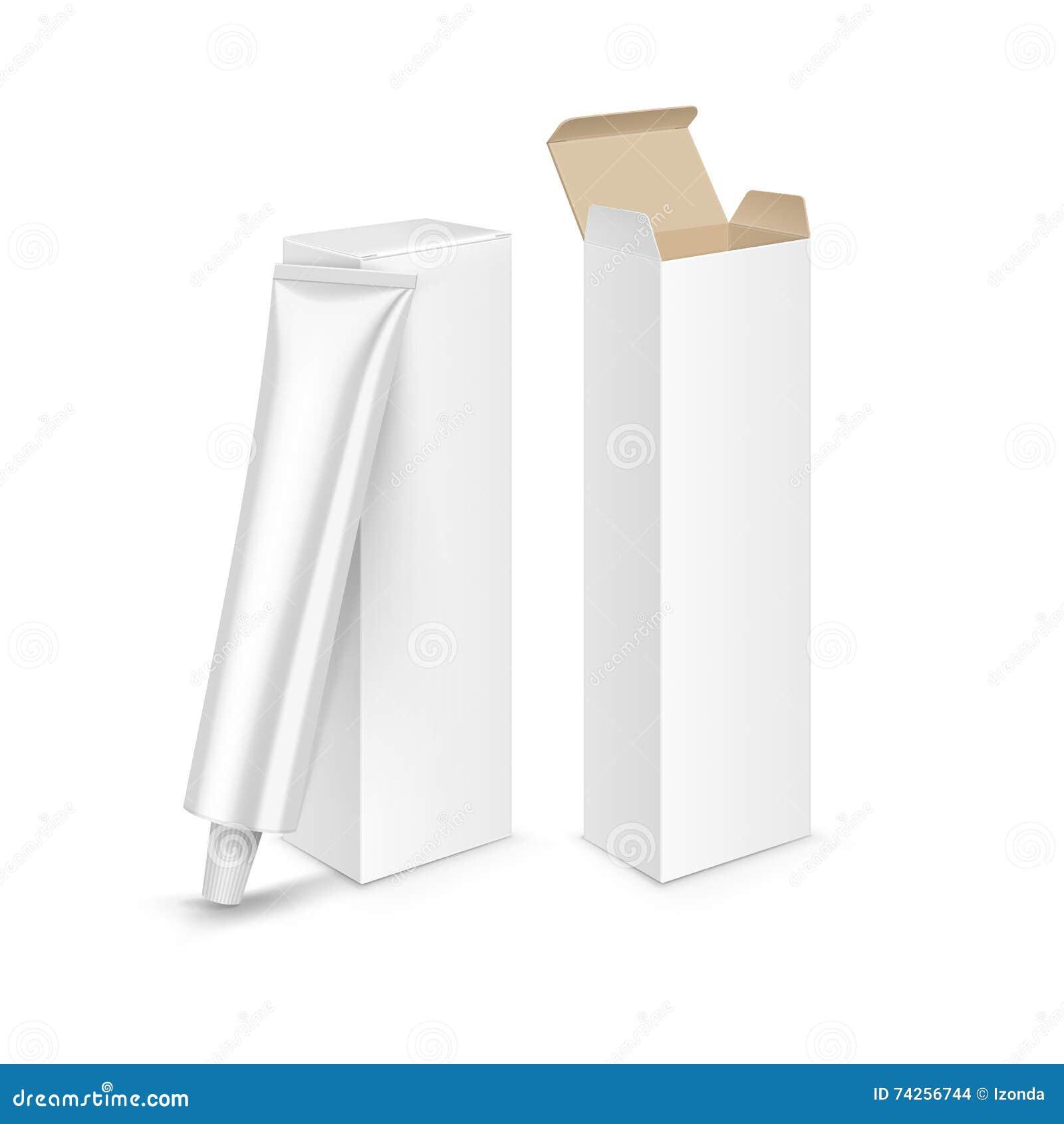 White Hair Dye Box