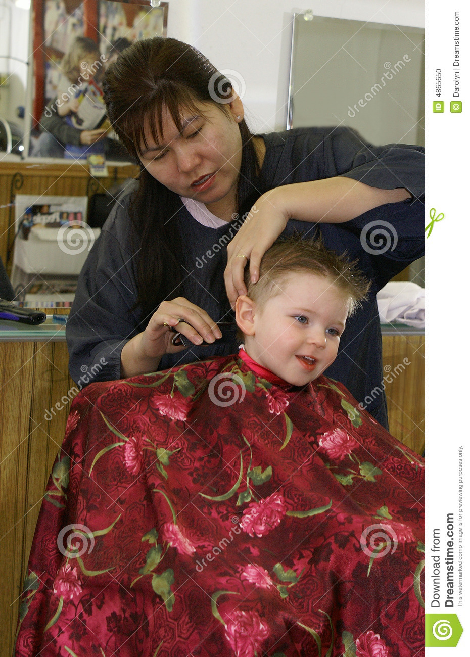 barber how to cut hair quicker