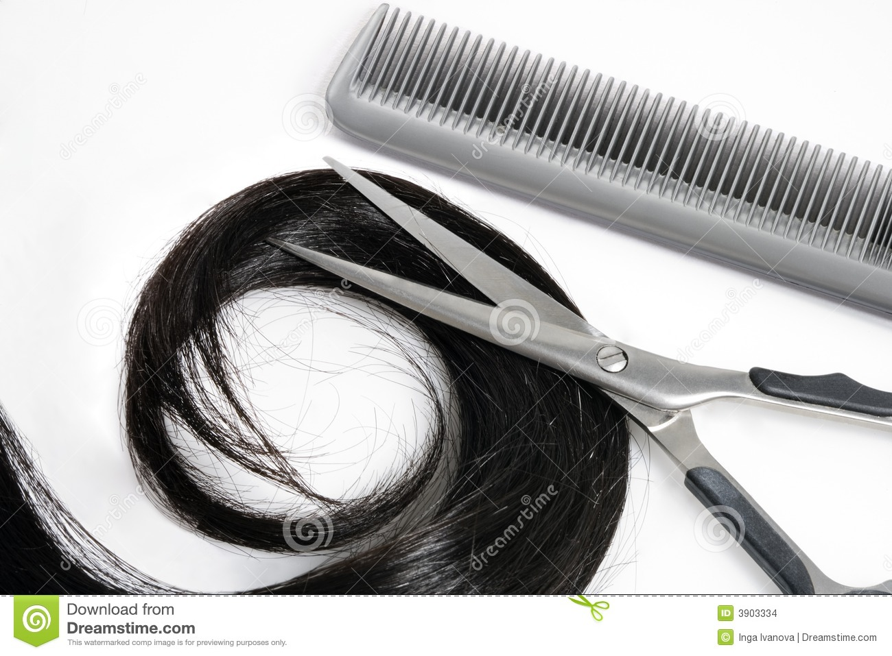 Hair and hairdresser s tools