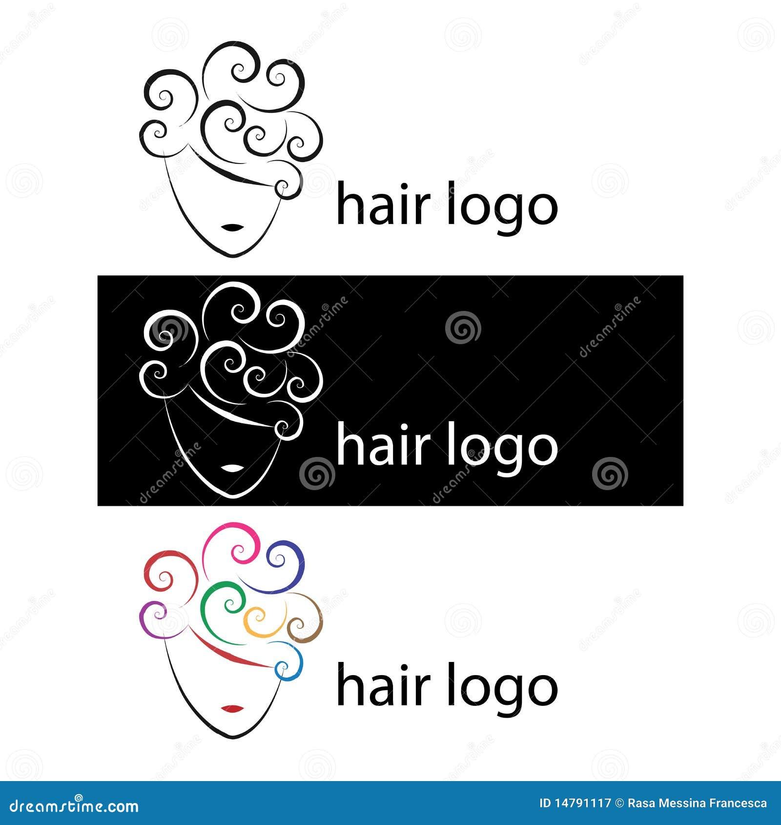 Hair Logos Royalty Free Stock Photography Image 14791117