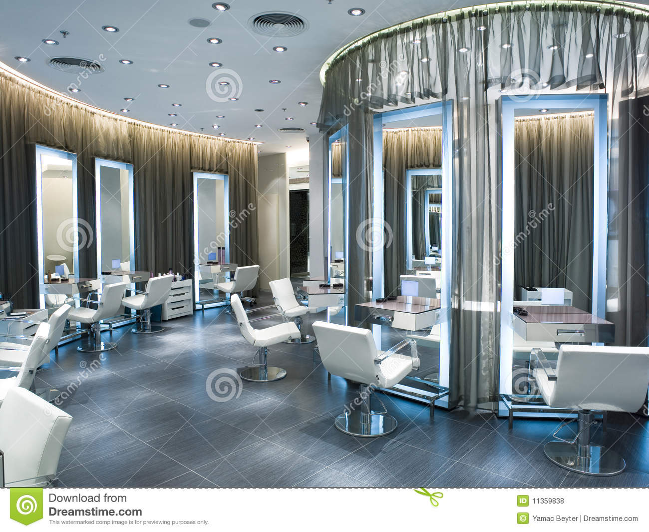 Royalty Free Stock Photos Beauty Salon Image 11359838