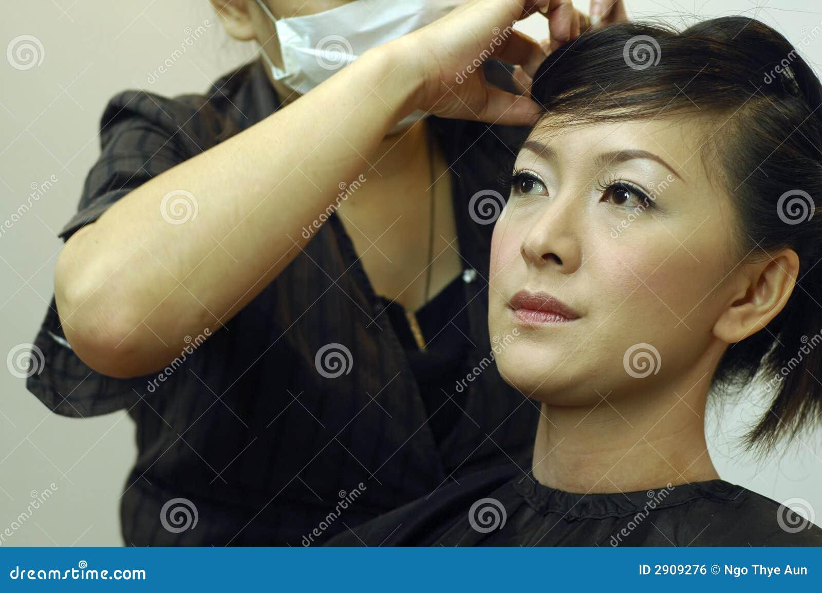Hair Salon Royalty Free Stock Image - Image: 2909276