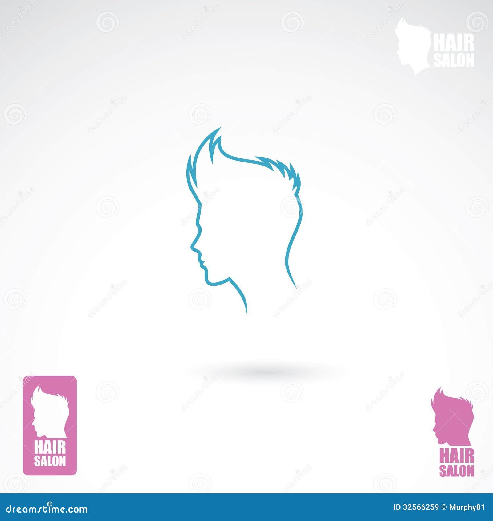 Mens Salon Logo Bpatello