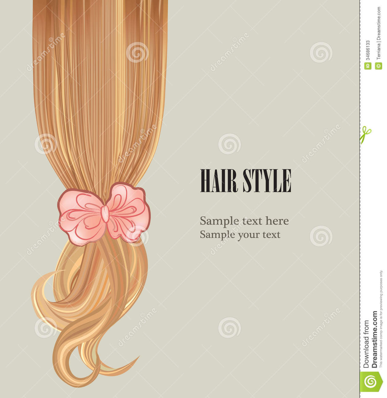 HD wallpapers hairstyle ribbon