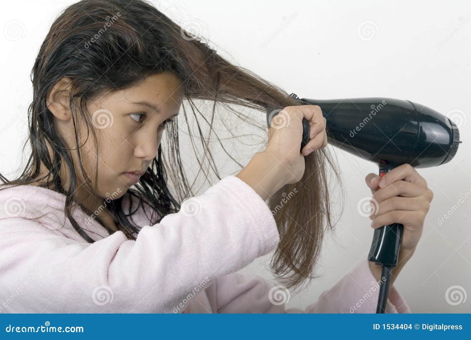 Hairbrushing