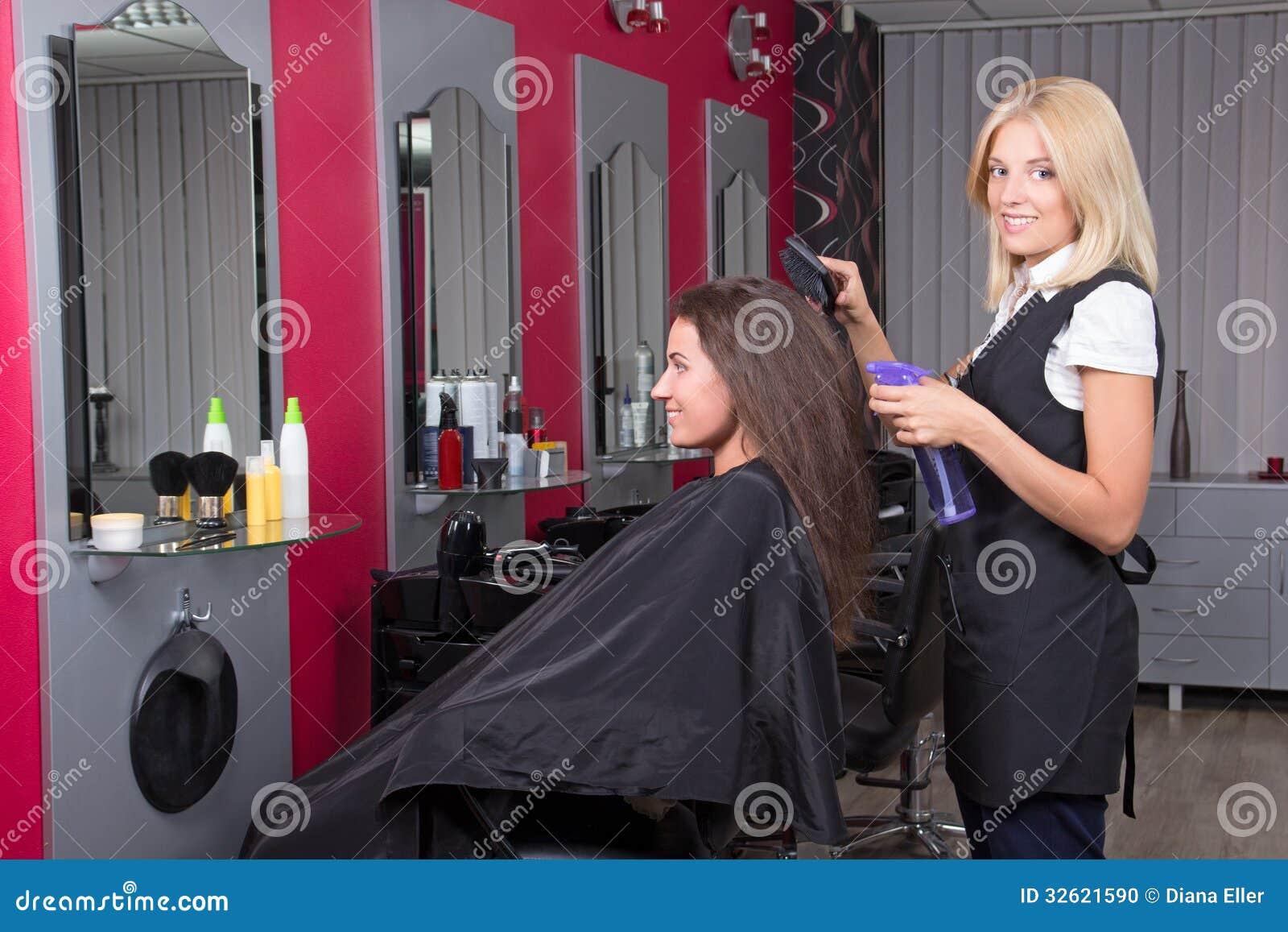 Прически которые делают парикмахеры