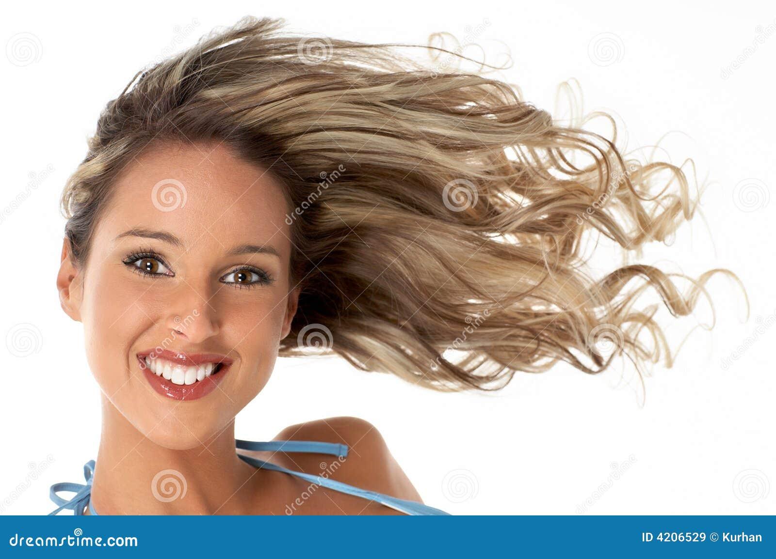hairstyle stock image. image of joyful, happiness, fresh