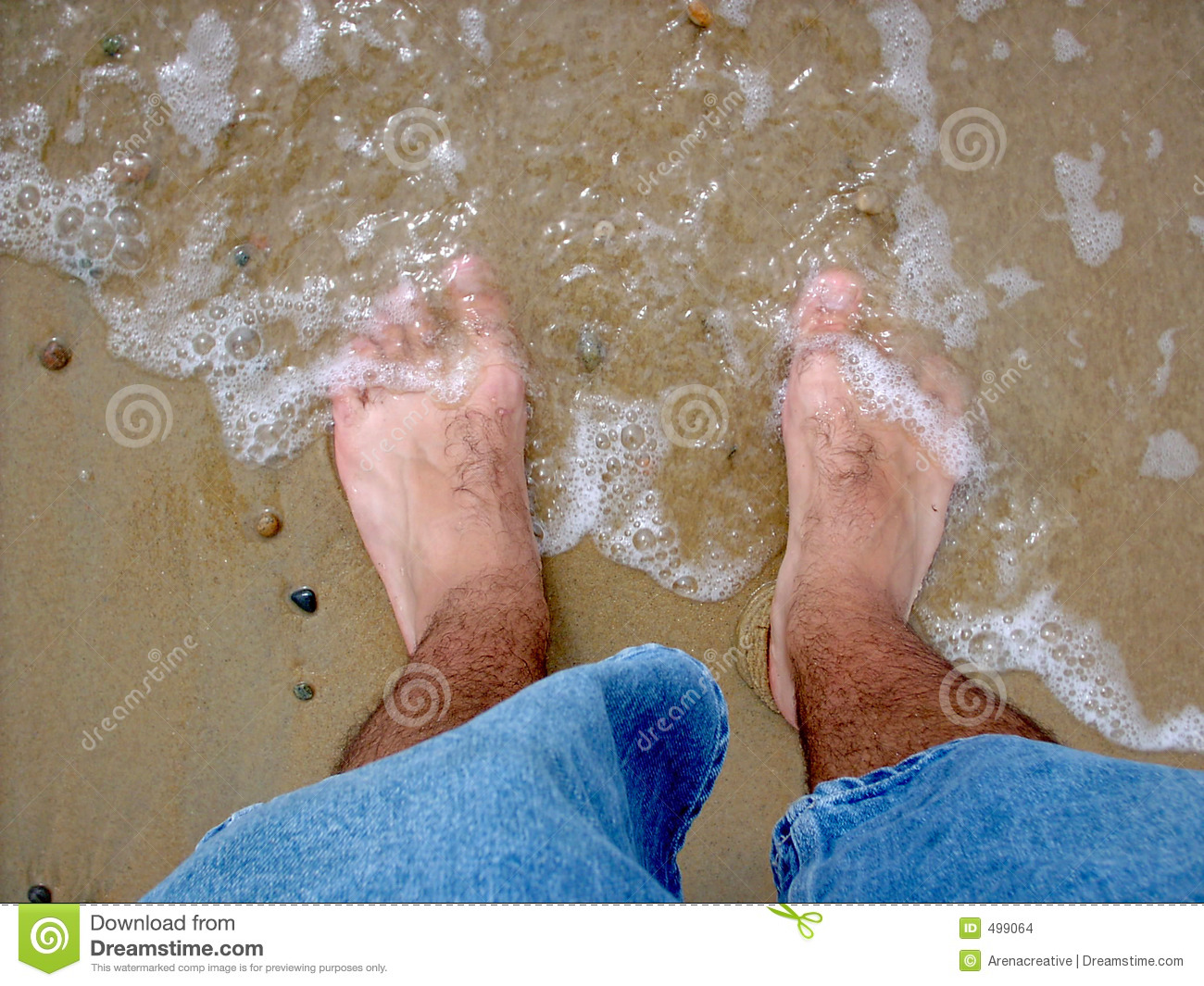 Hairy, Cold, Wet Feet