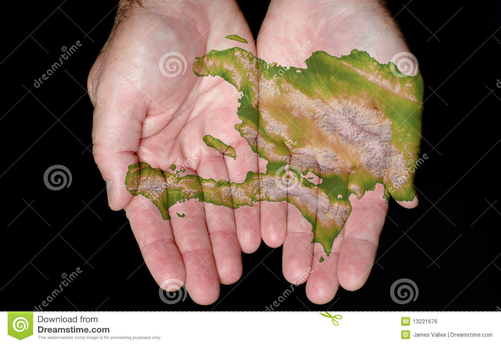 Haiti em nossas mãos