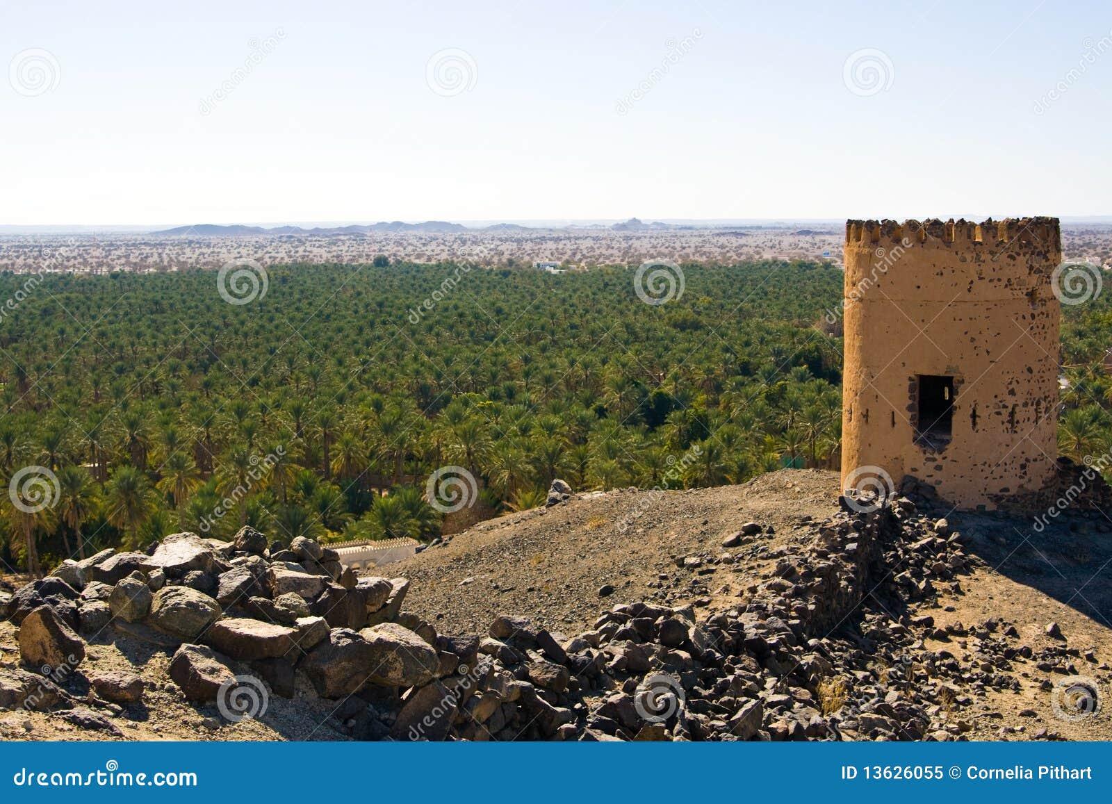 Hajar βουνά Ομάν