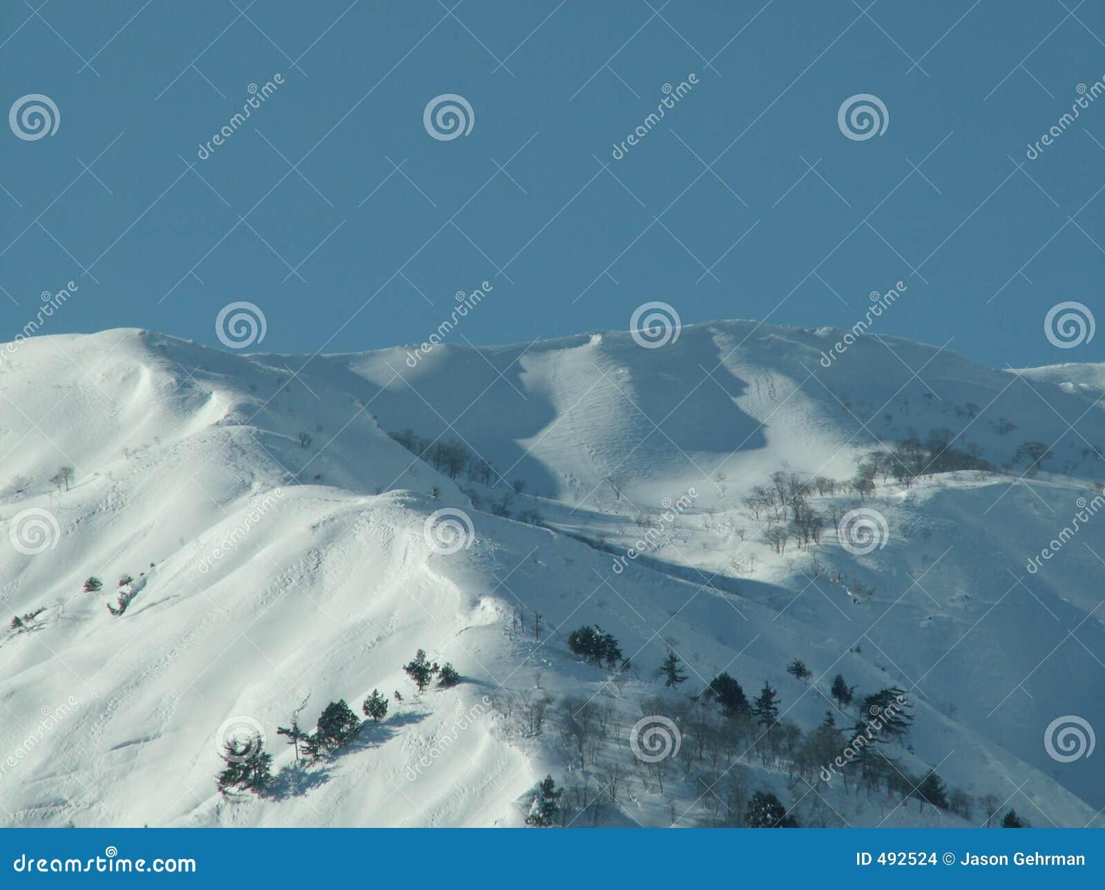 Hakuba góry